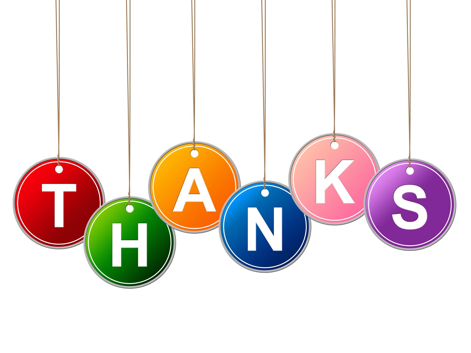 Thank You Shows Many Thanks And Appreciate, Appreciate, Grateful, Gratefulness, Gratitude, HQ Photo