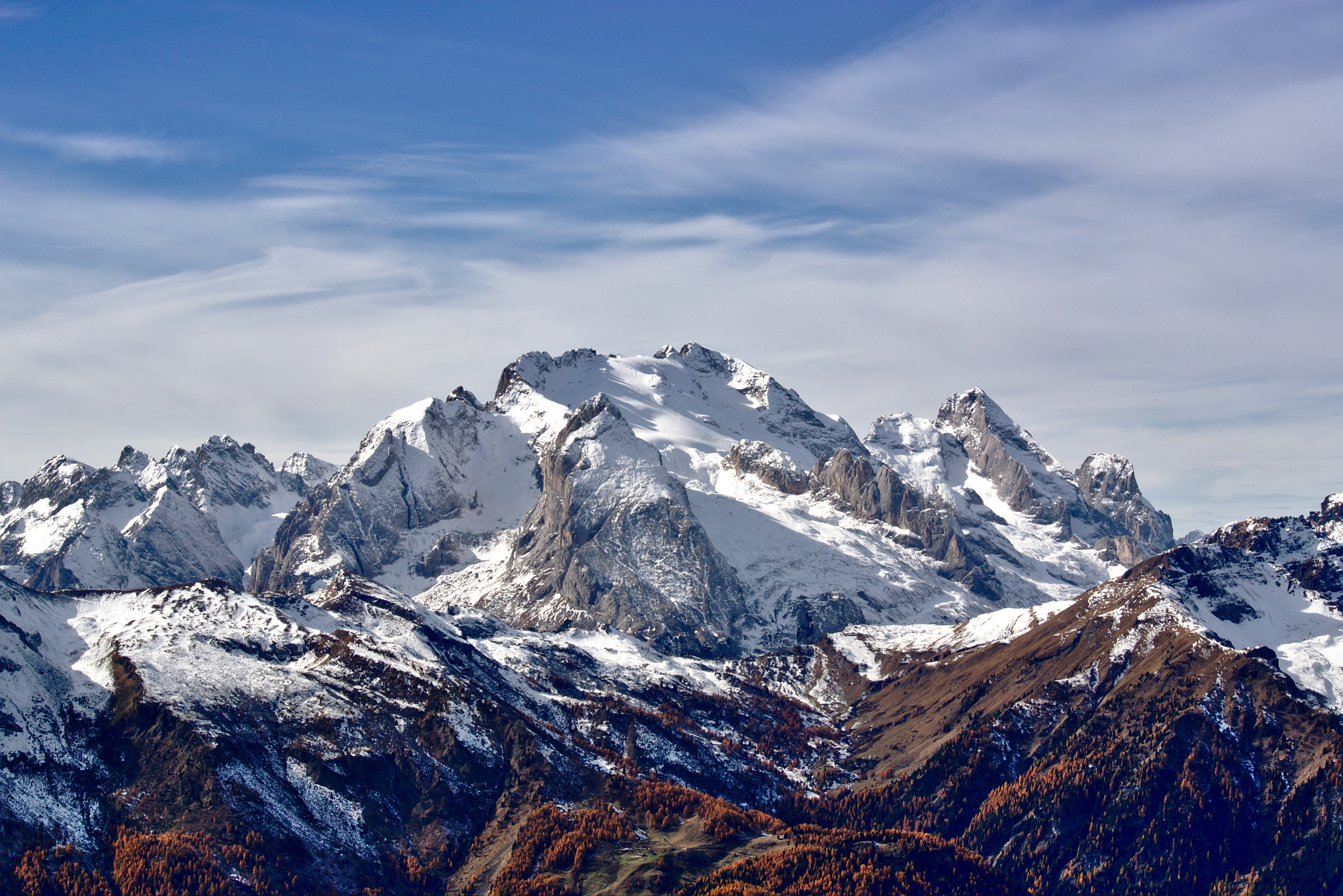 High Mountains of the Alps image - Free stock photo - Public Domain ...