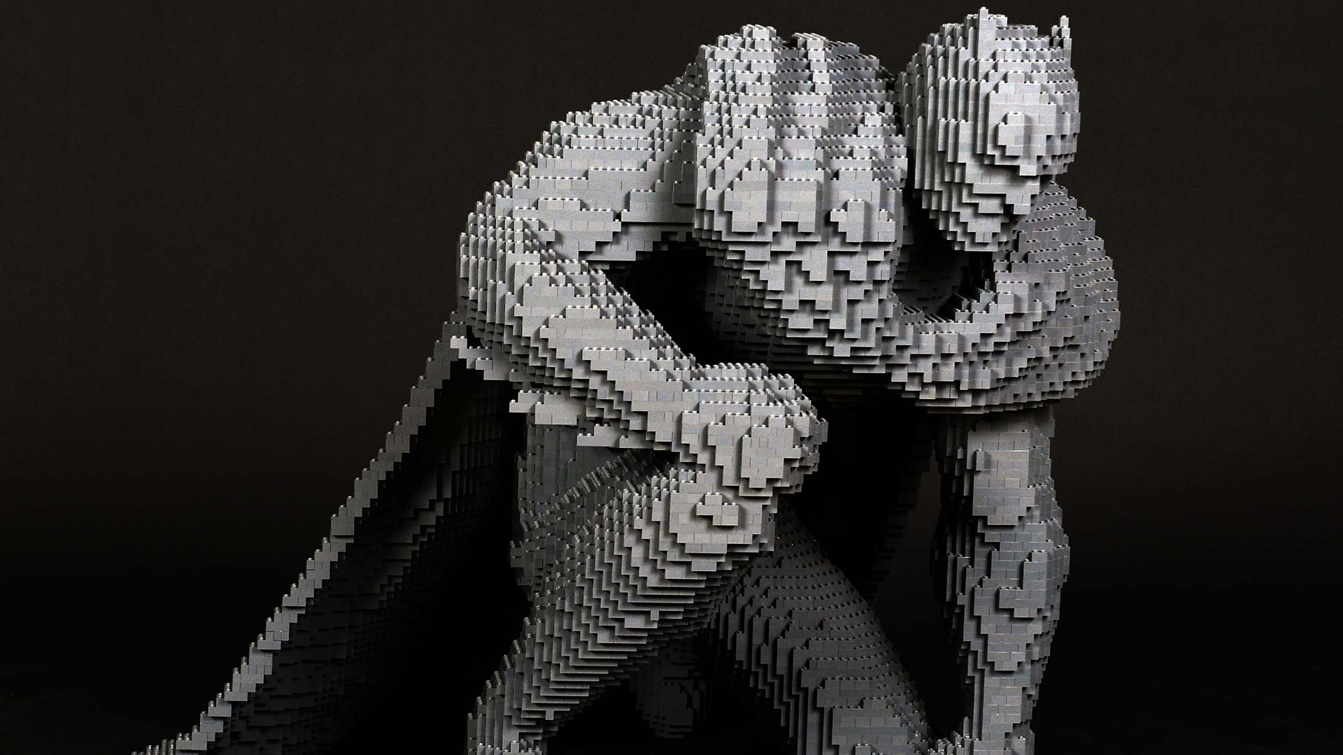 Announced at San Diego Comic-Con: The Art of the Brick: DC Comics | DC
