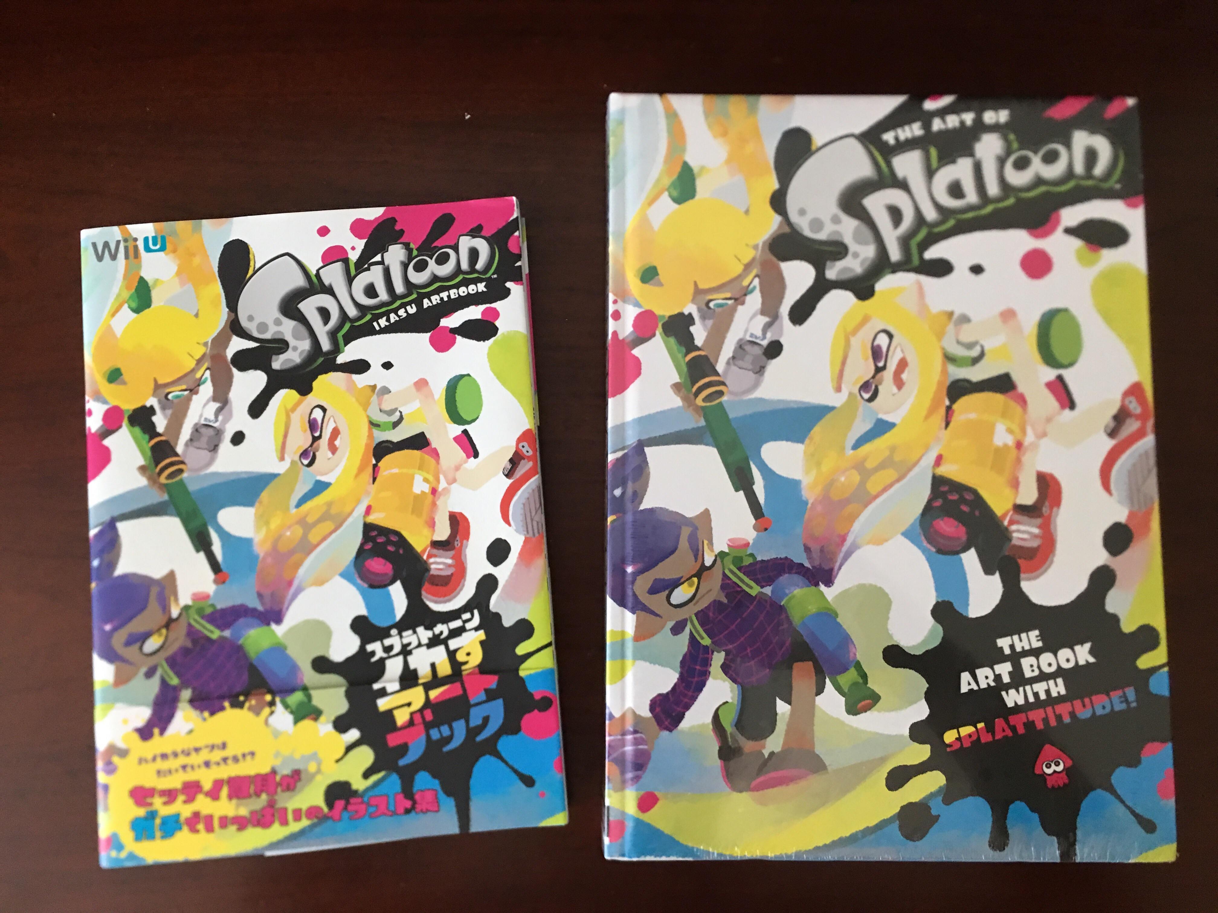 the art of splatoon pdf - Parlo.buenacocina.co