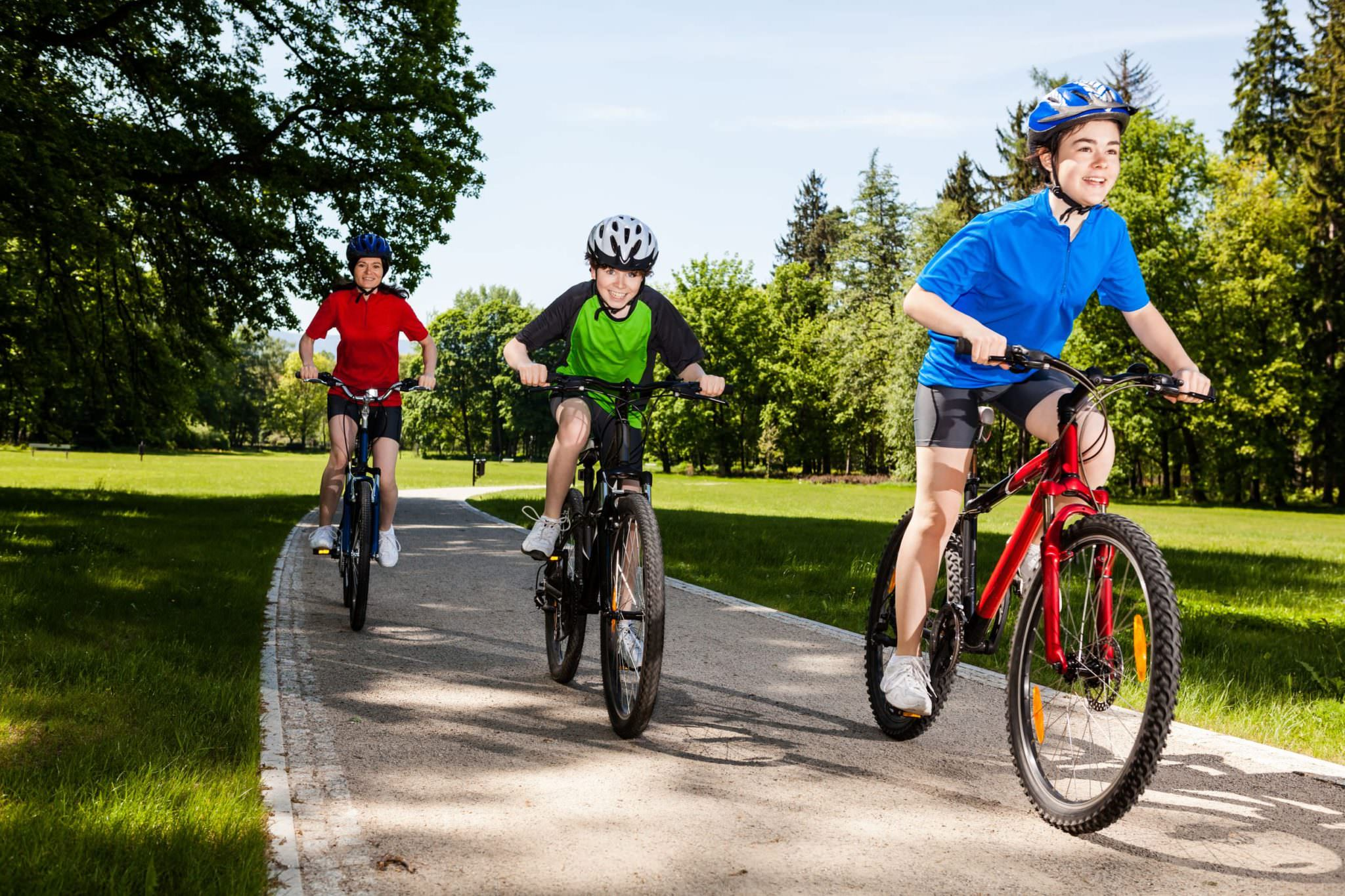 How to Plan A Cycling Training Program For Disabled Children