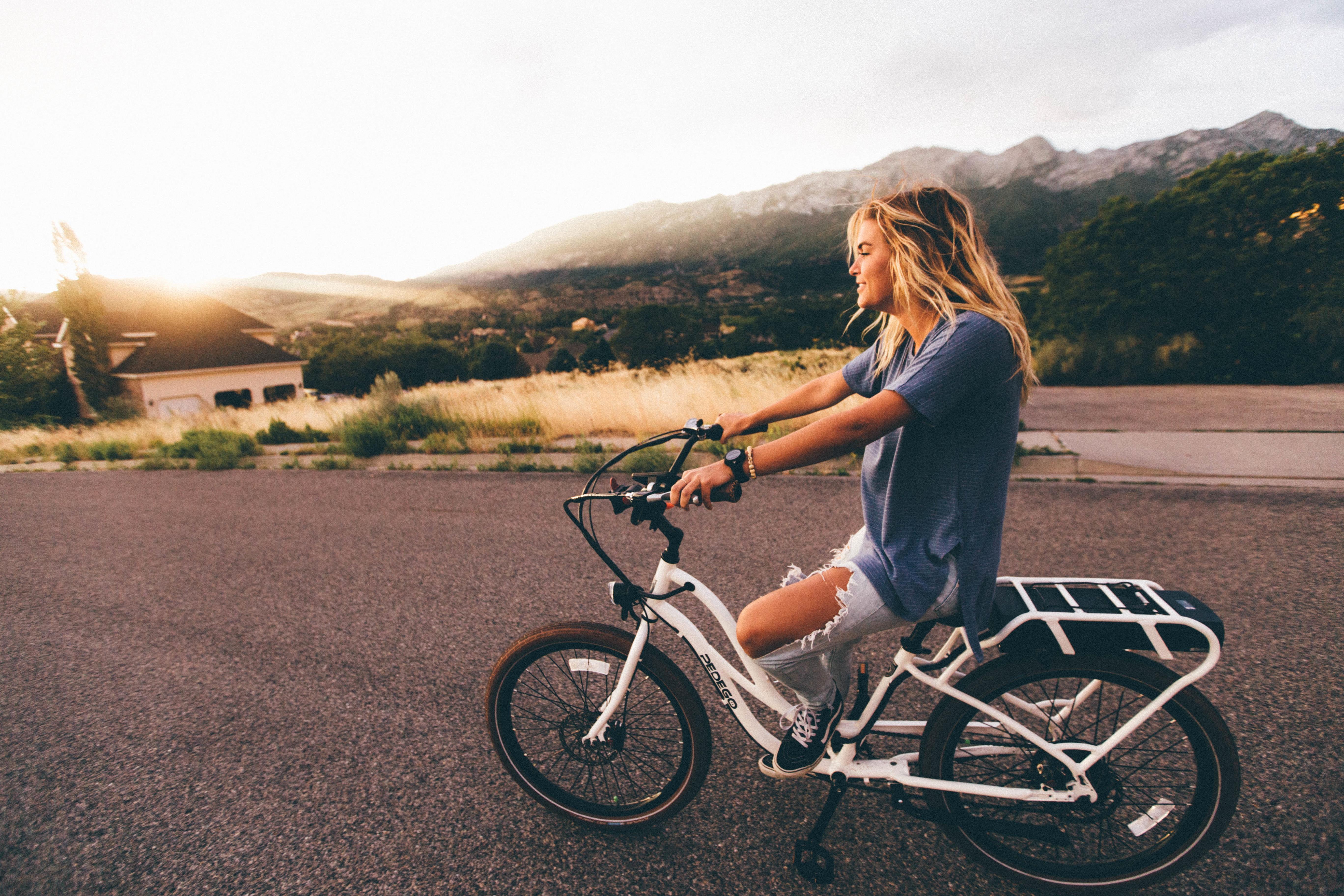 The Bike Ride, Bike, Cycle, Cyclist, Fit, HQ Photo