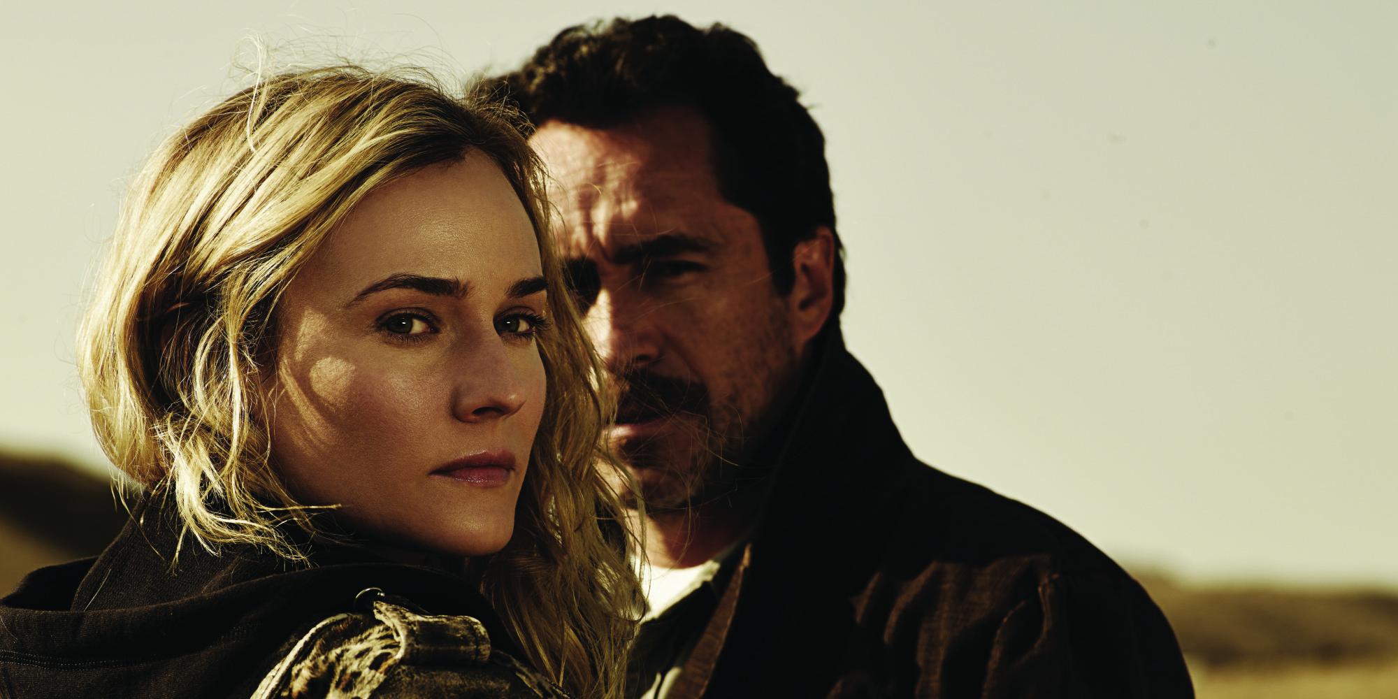 TV Review: FX's The Bridge 2x1,