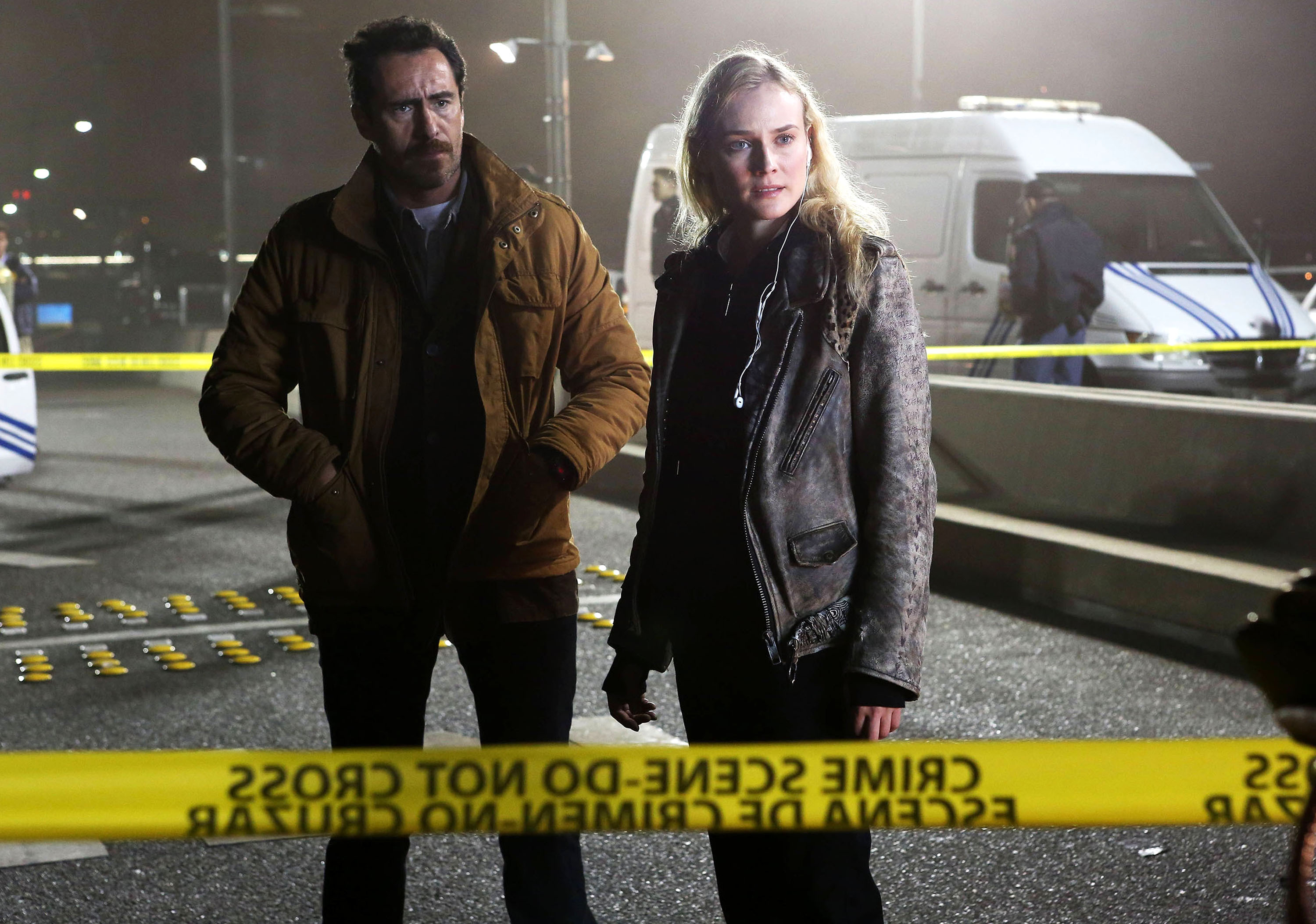 THE BRIDGE Season 1 Episode 1 Review | Collider