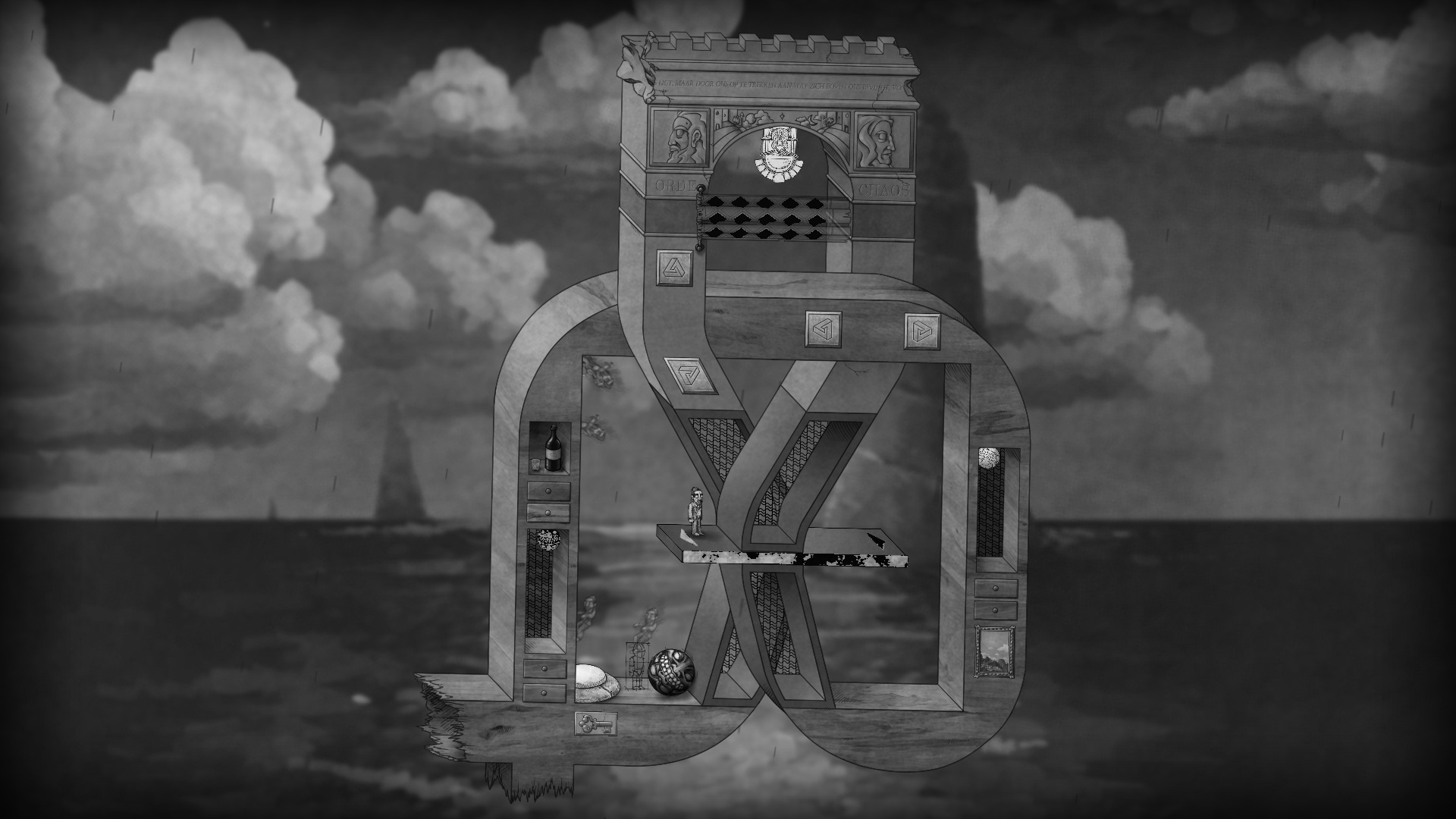 Game Review: The Bridge
