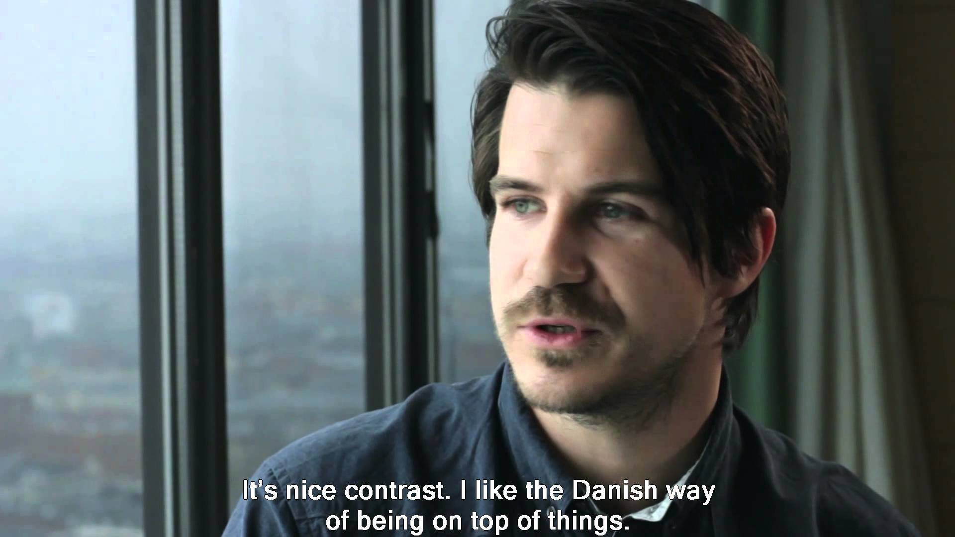 The Bridge II - behind the scenes, Denmark vs. Sweden - YouTube