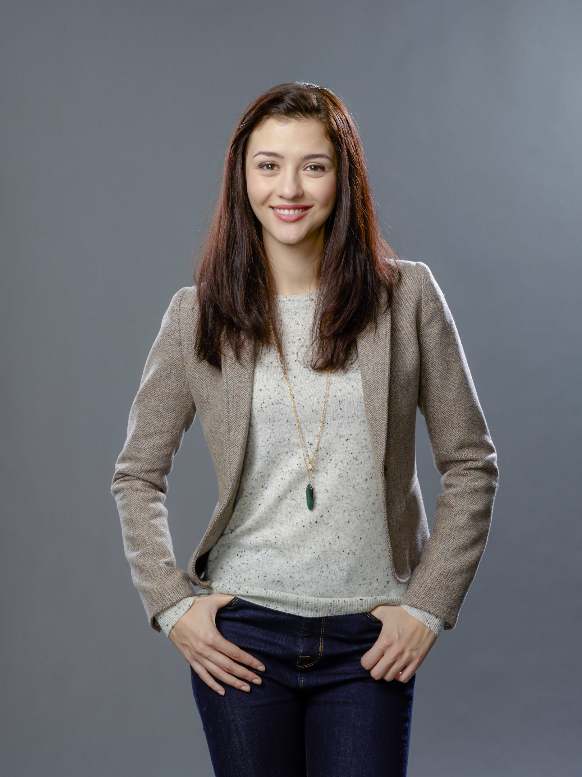 Katie Findlay as Molly in