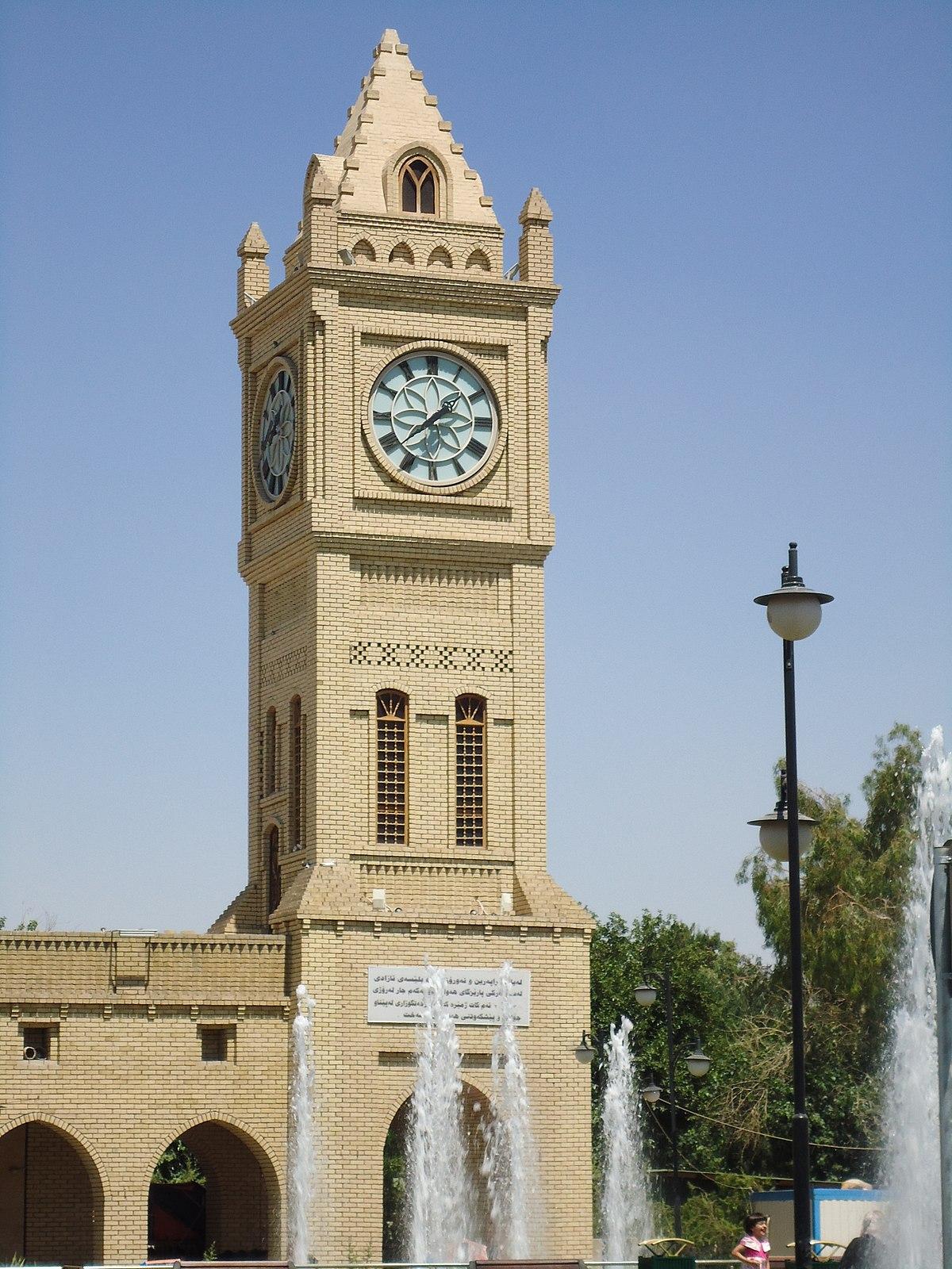 Clock tower - Wikipedia