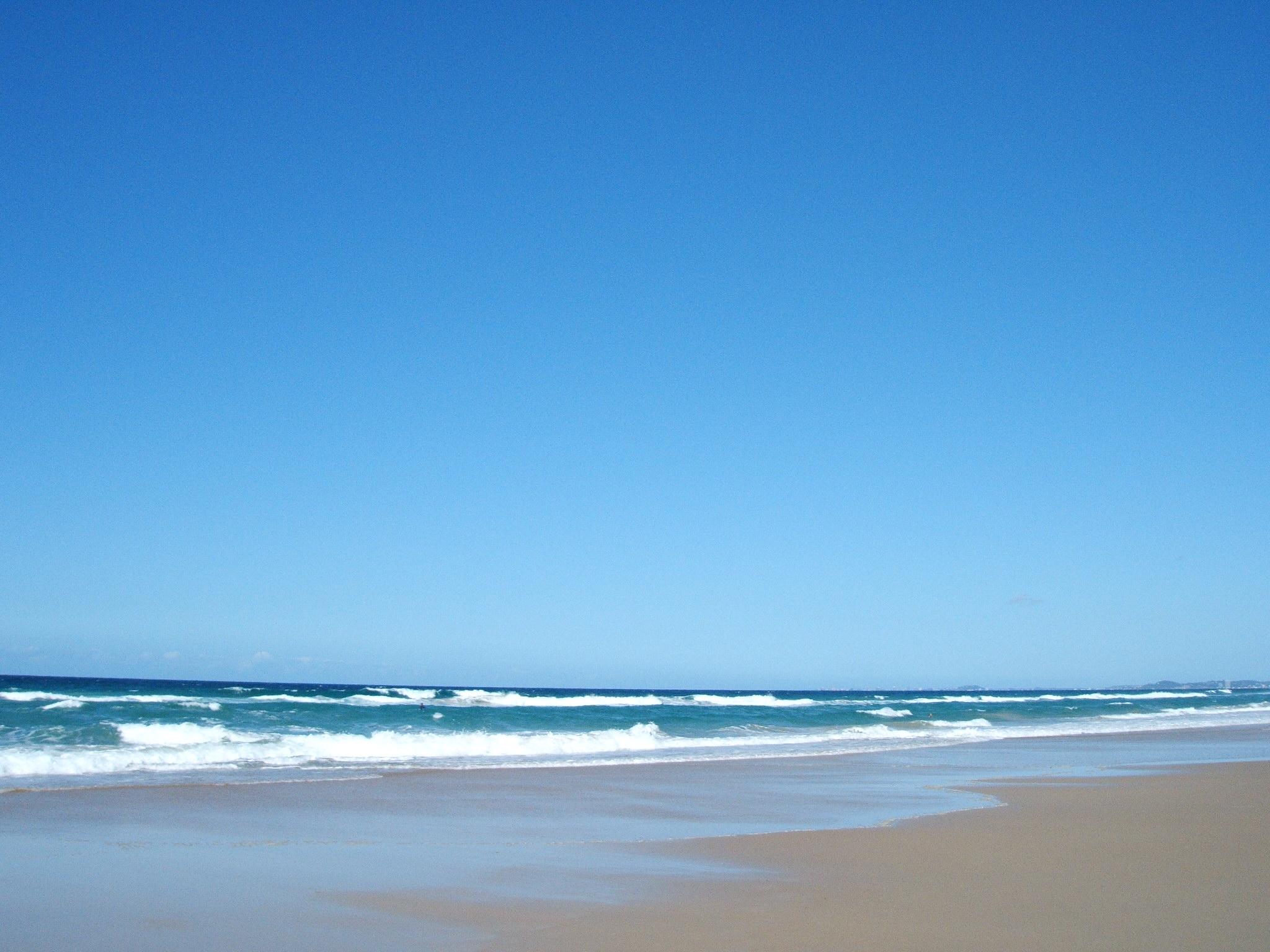 The coastline photo