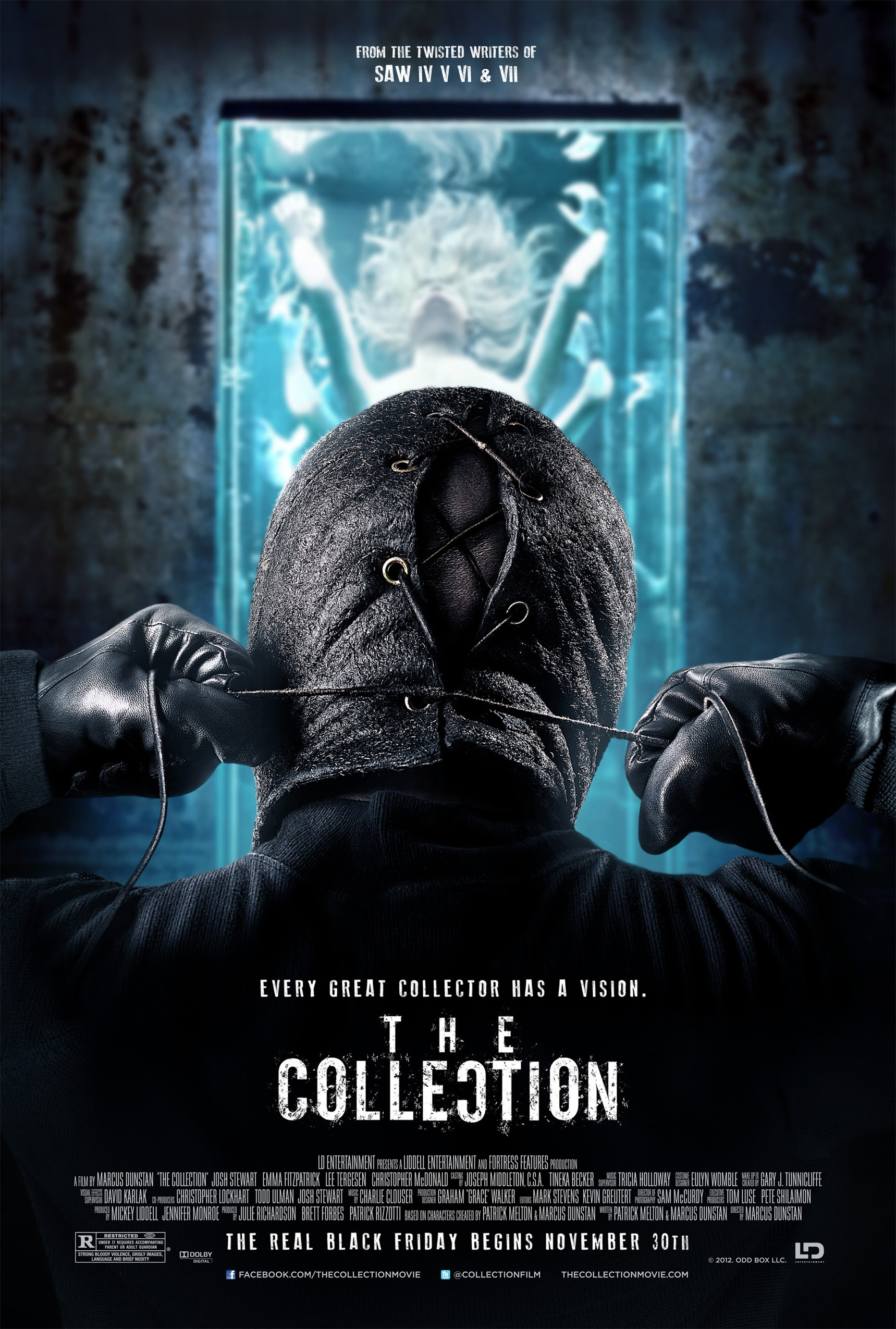 The Collection (2012) [REVIEW] | The Wolfman Cometh