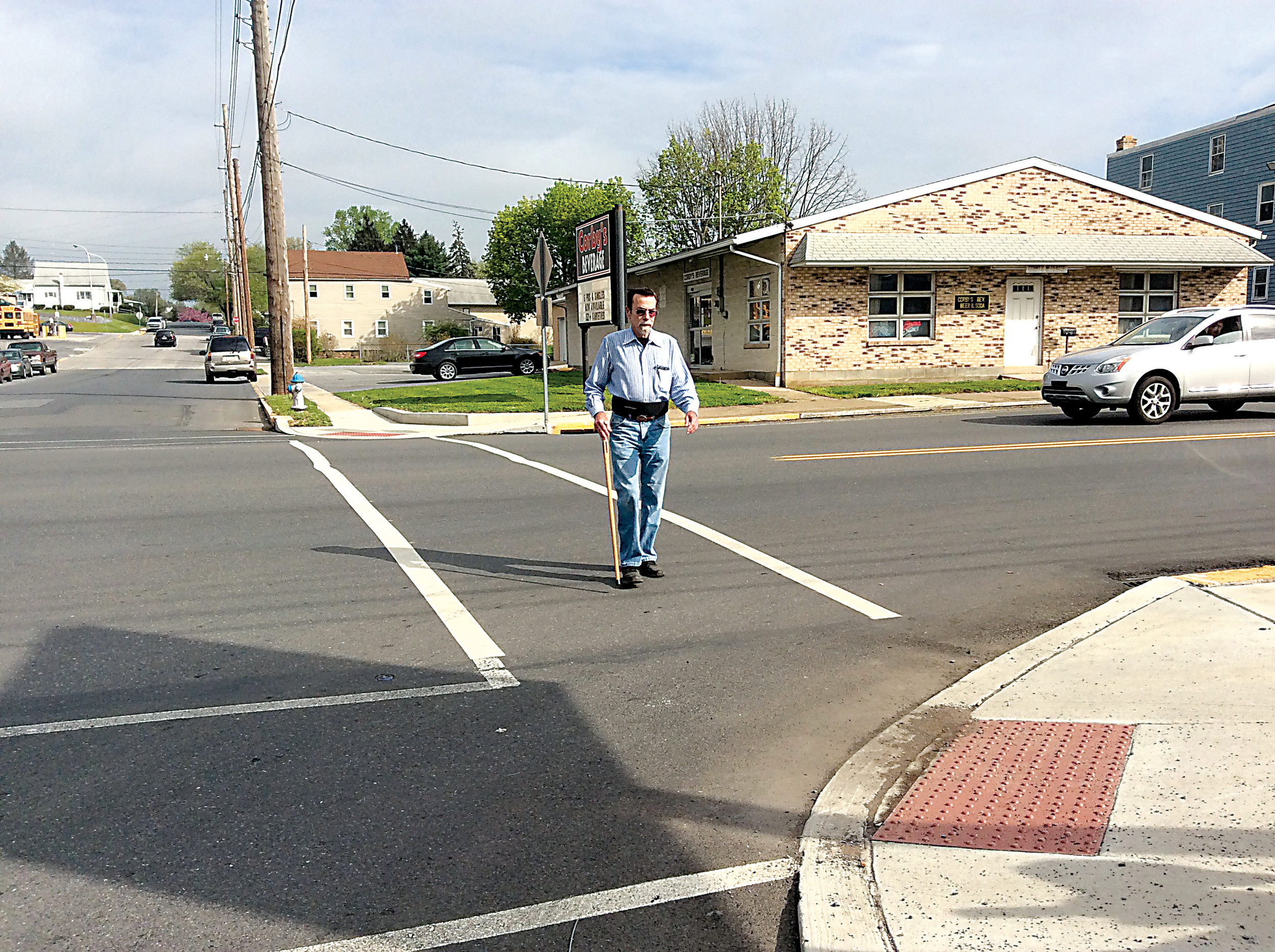 Middletown police plan to focus on crosswalk safety next month ...