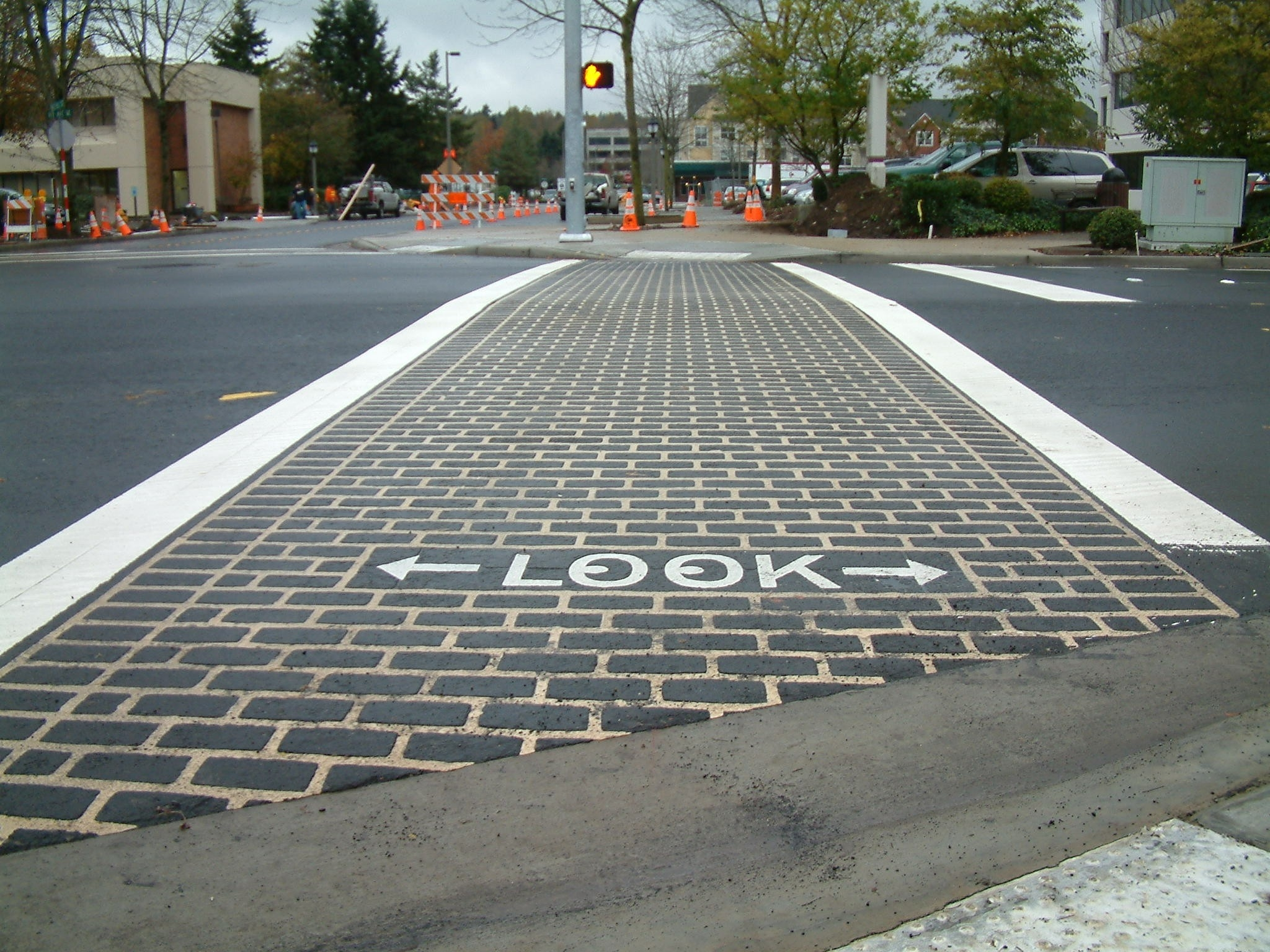 Crosswalks - City of Redmond
