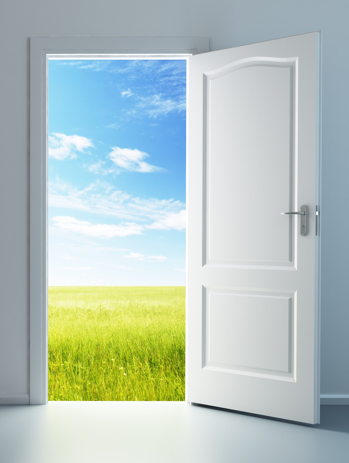 Open the door and look! – Jesus follower