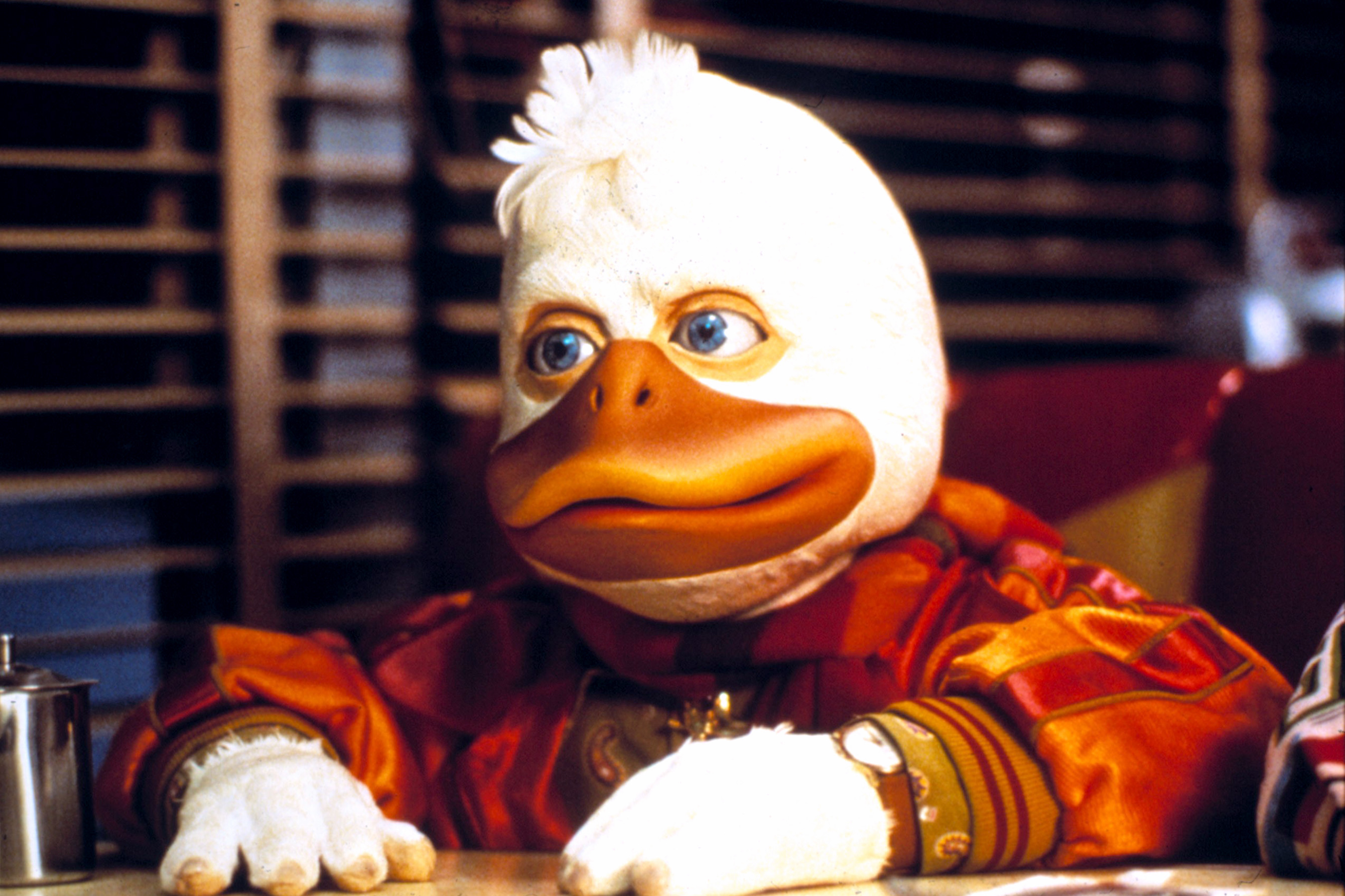 Howard the Duck: The film MARVEL is too embarrassed to talk about ...