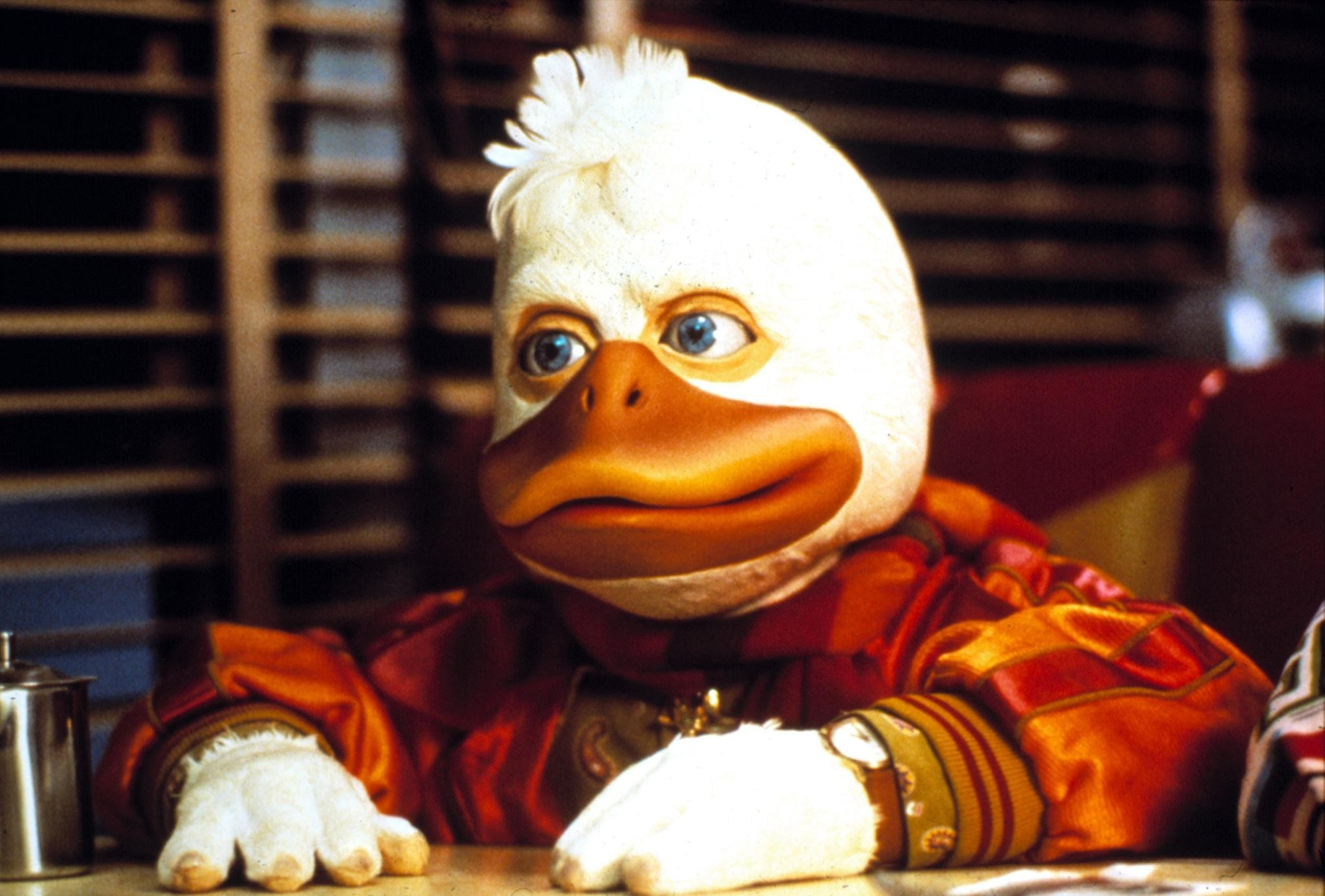 Howard the Duck (Mighty Marvel Movie Month) « Please Kill the Messenger