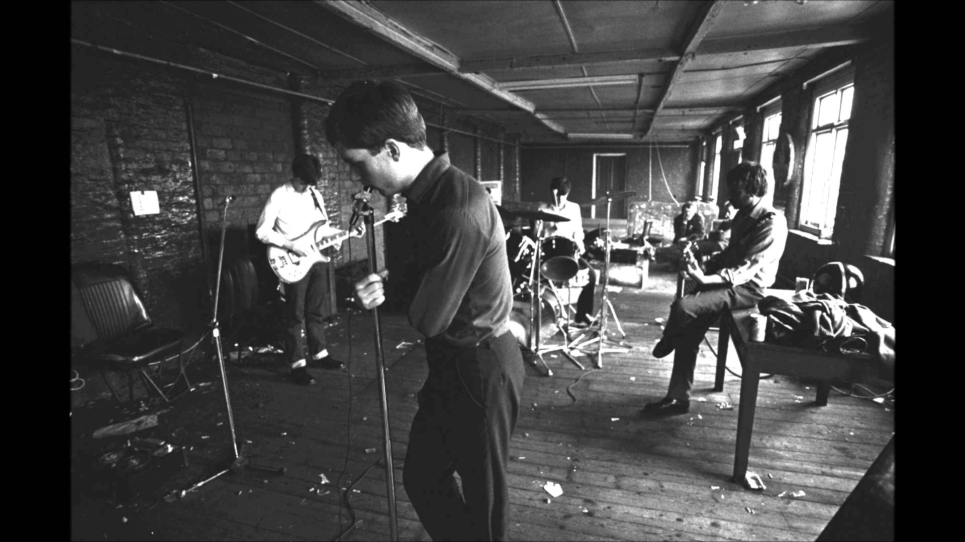 Joy Division at The Factory Live 13 July 1979 (HQ) - YouTube