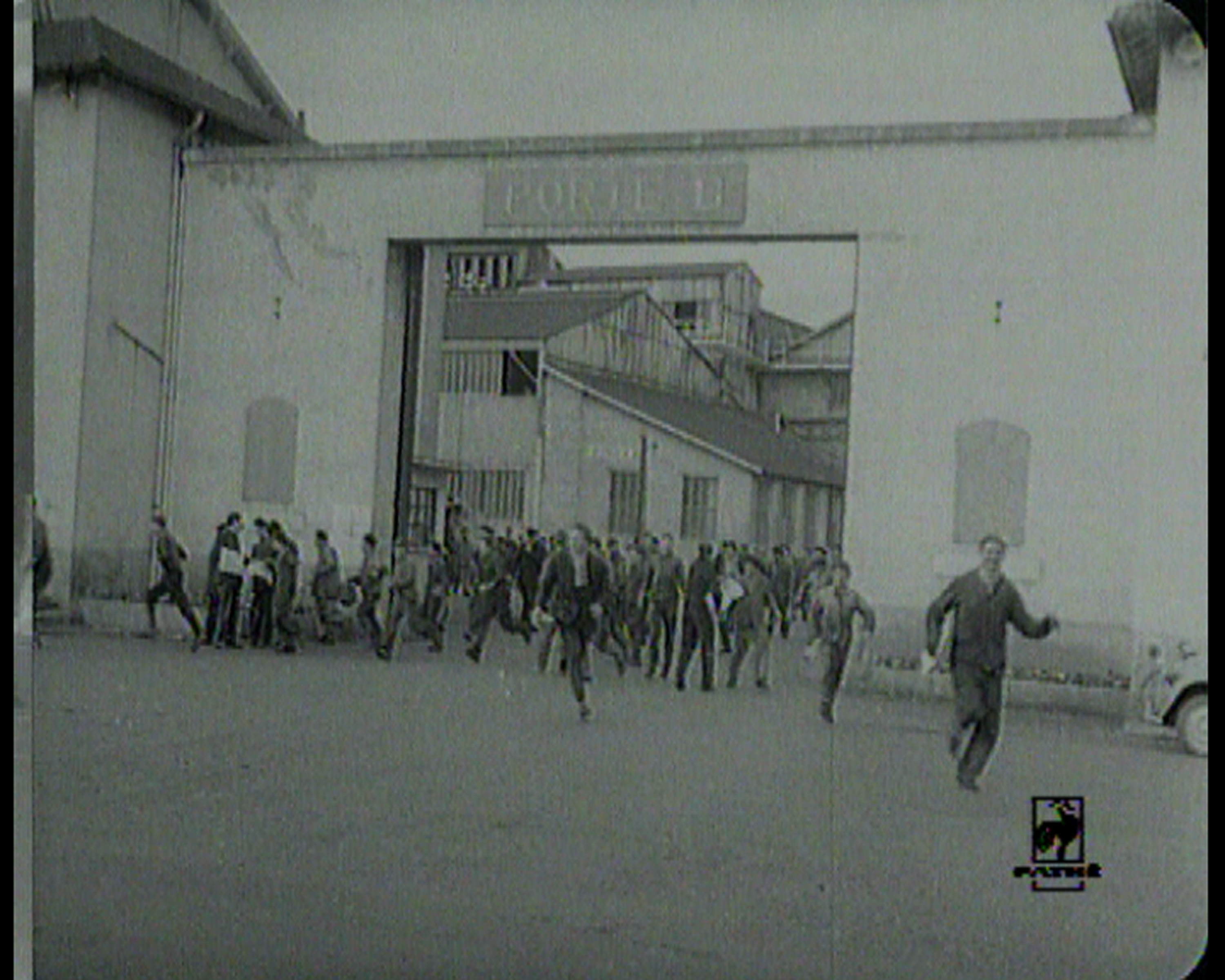Harun Farocki - Workers Leaving the Factory - FACT (Foundation for ...