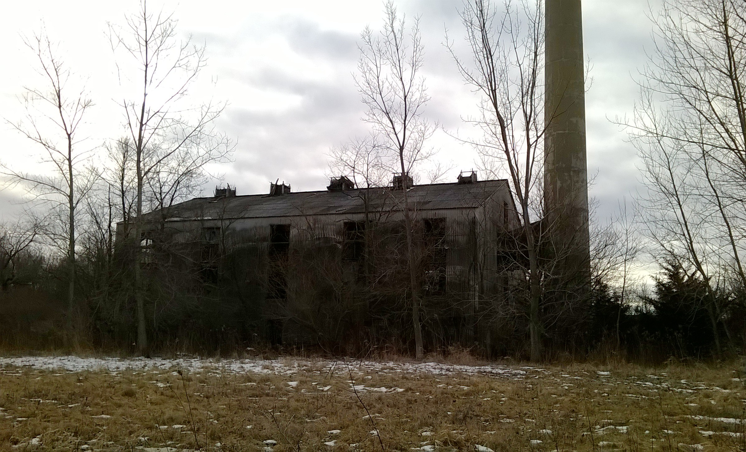 The Factory, Abandoned, Factory, Outdoors, Smokestack, HQ Photo