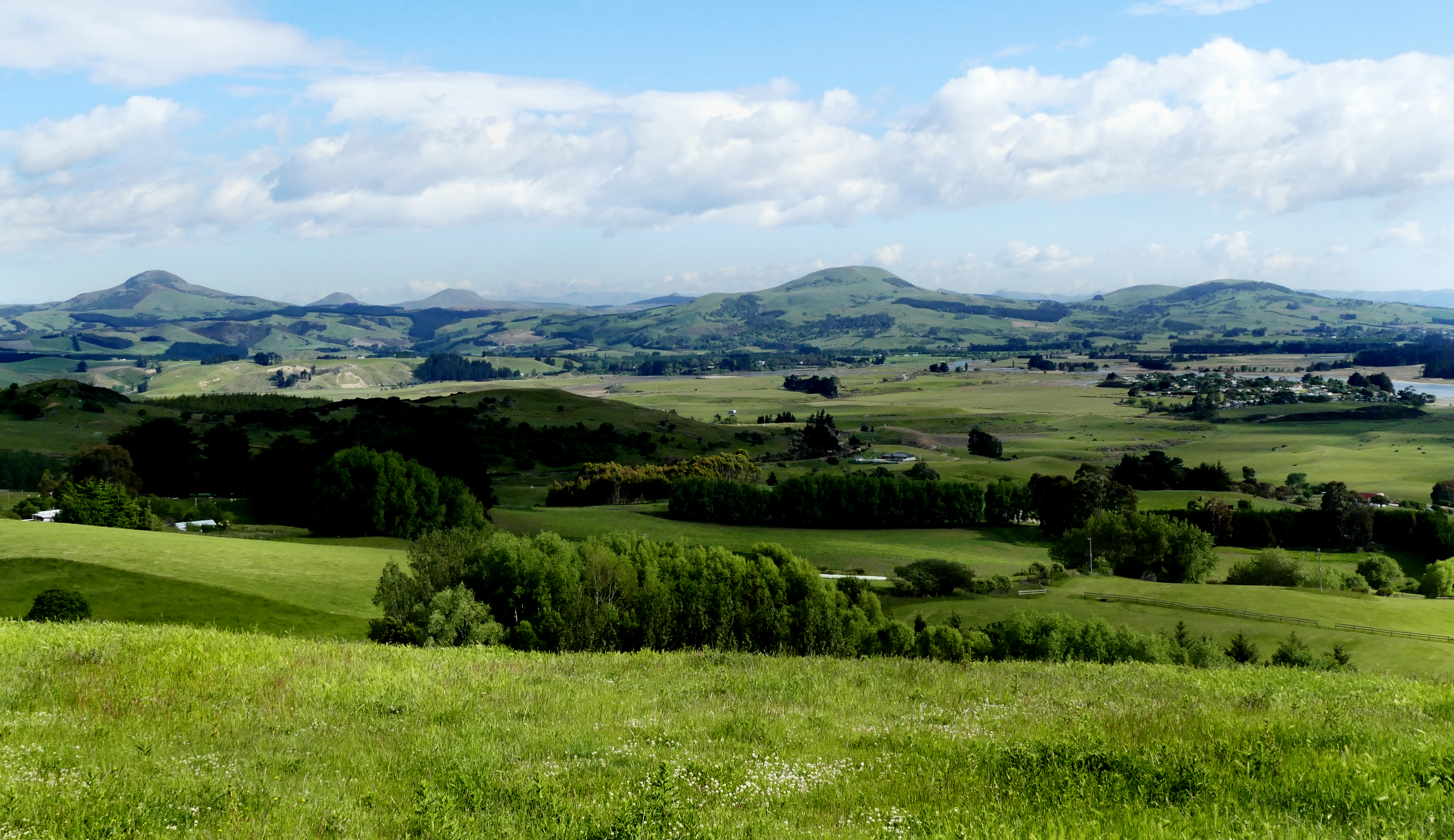 The far hills. otago. photo