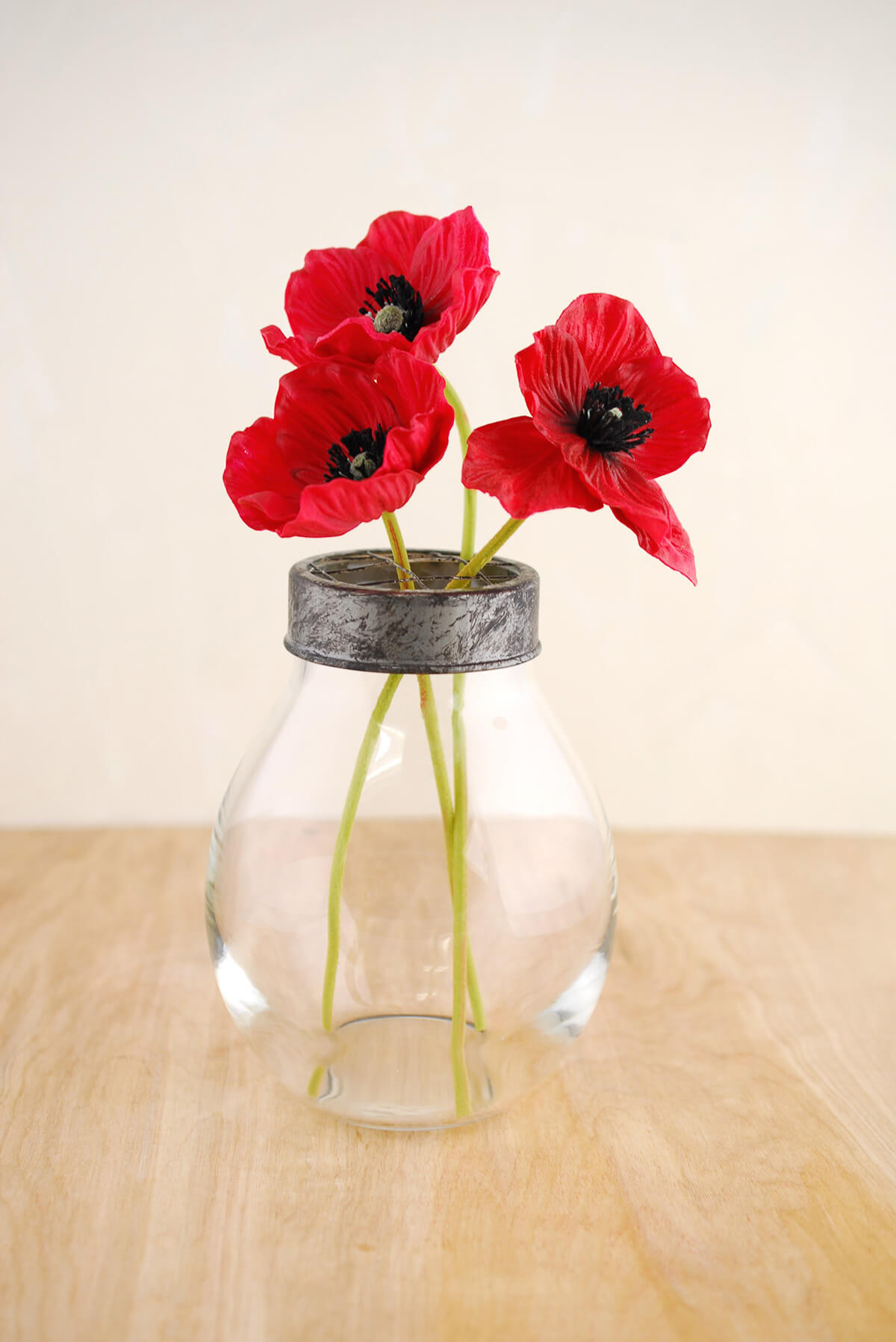 Free Photo Red Flower Vase Vase Flowers Flora Free Download