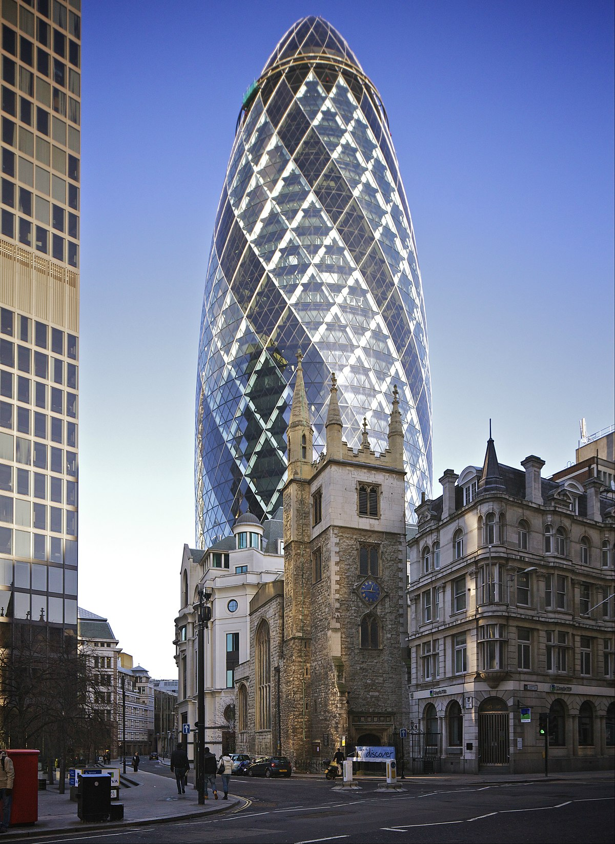 30 St Mary Axe - Wikipedia