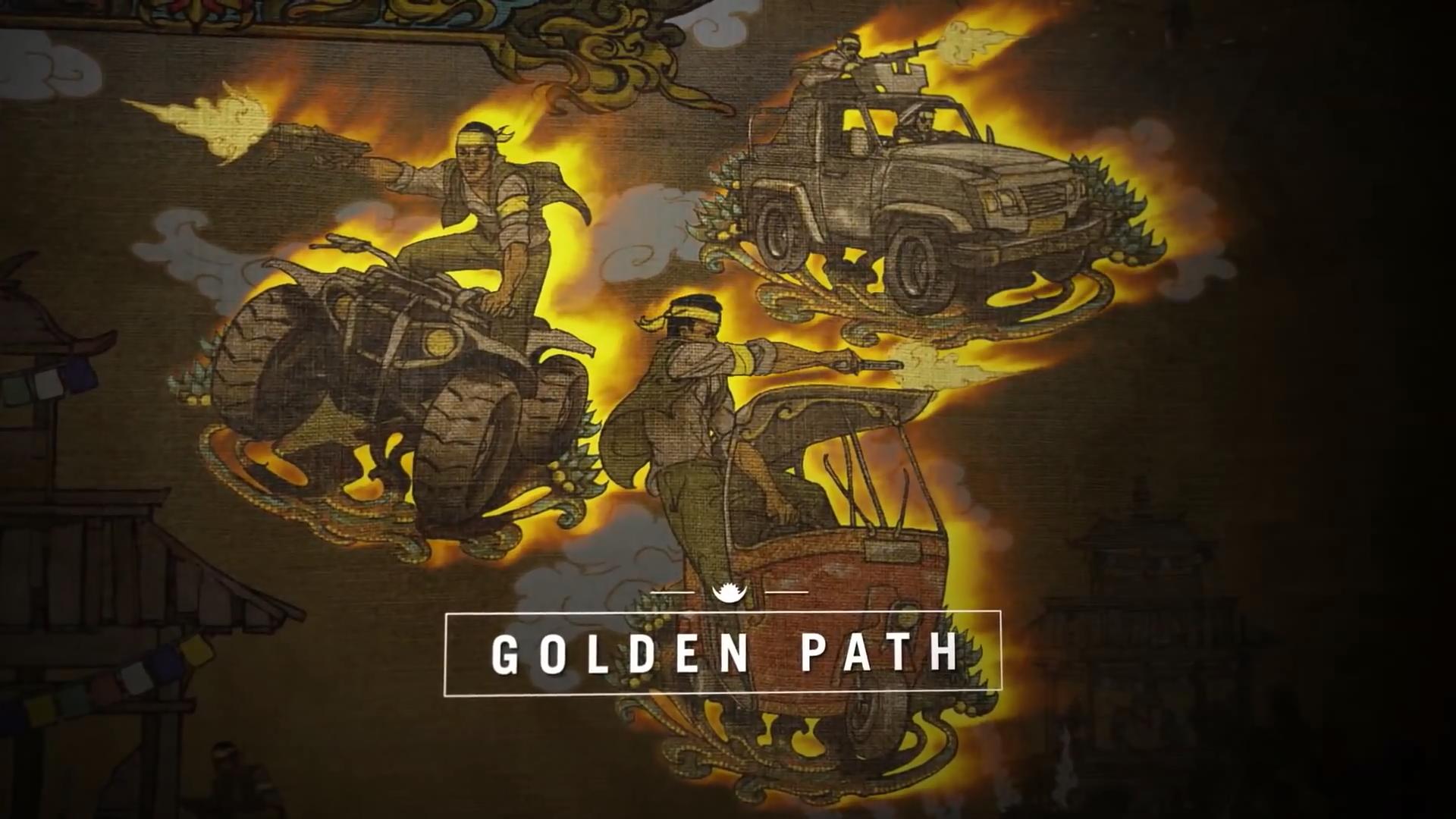 Golden Path | Far Cry Wiki | FANDOM powered by Wikia