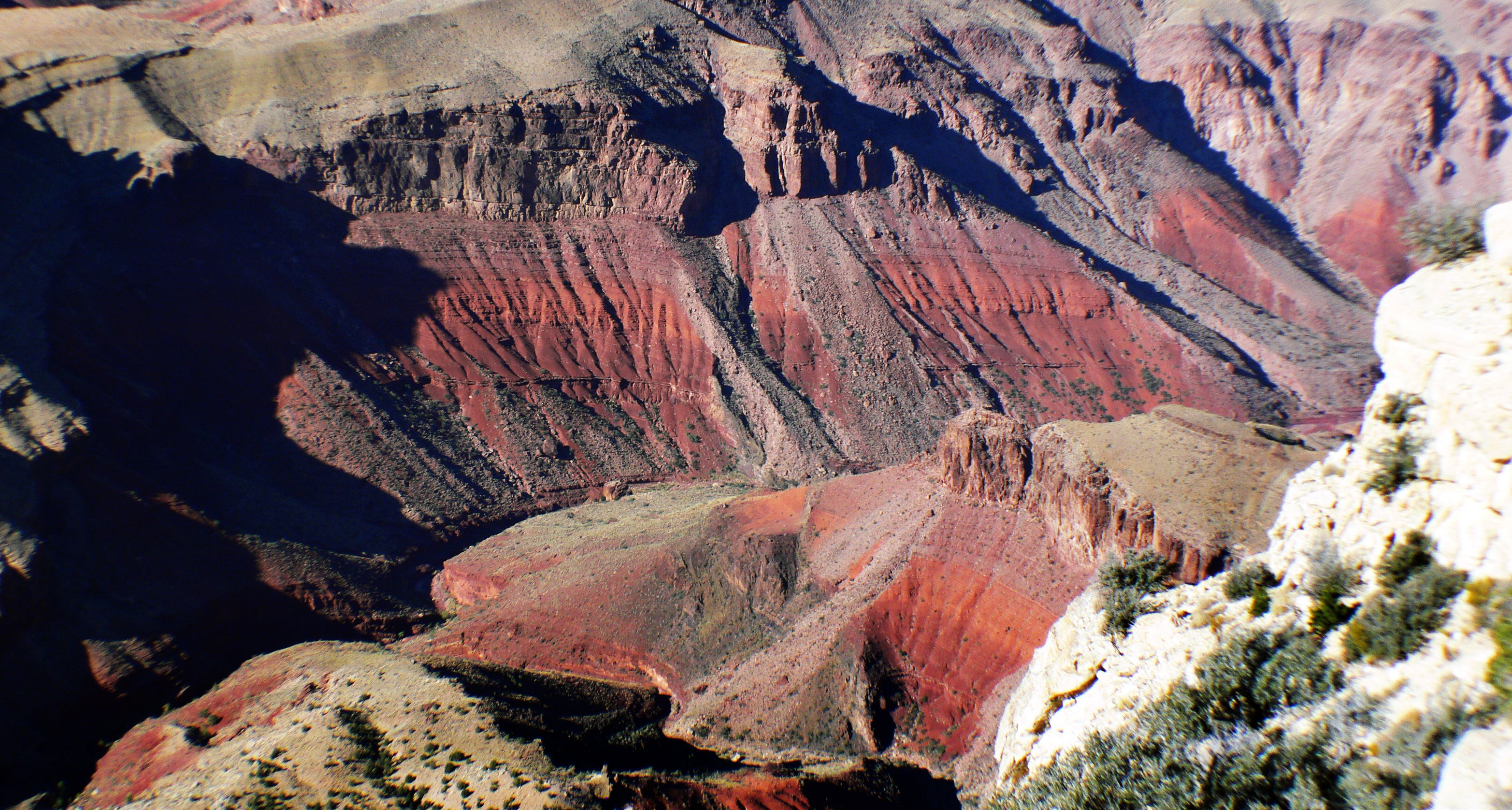 The Grand Canyon., Red rocks, Outdoor, Scenery, US National Parks, HQ Photo