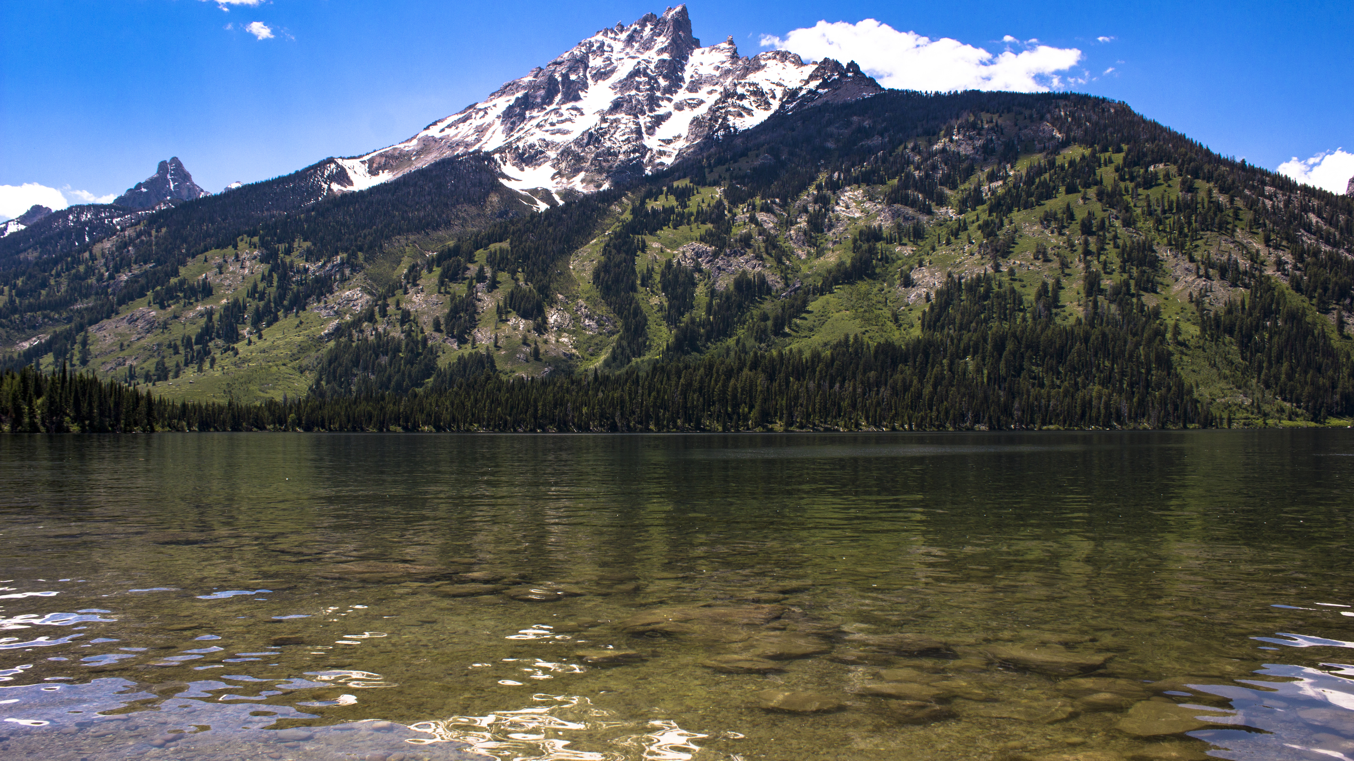 The grand tetons photo