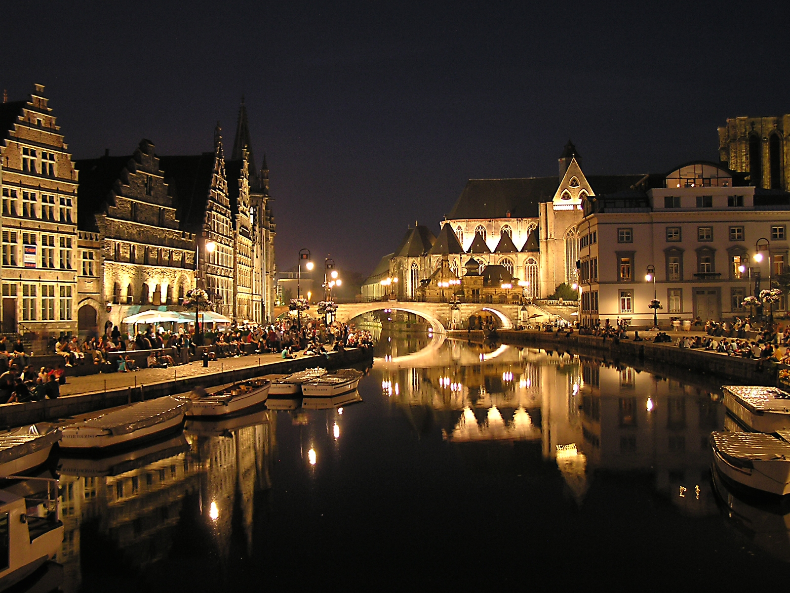 The heart of gent photo