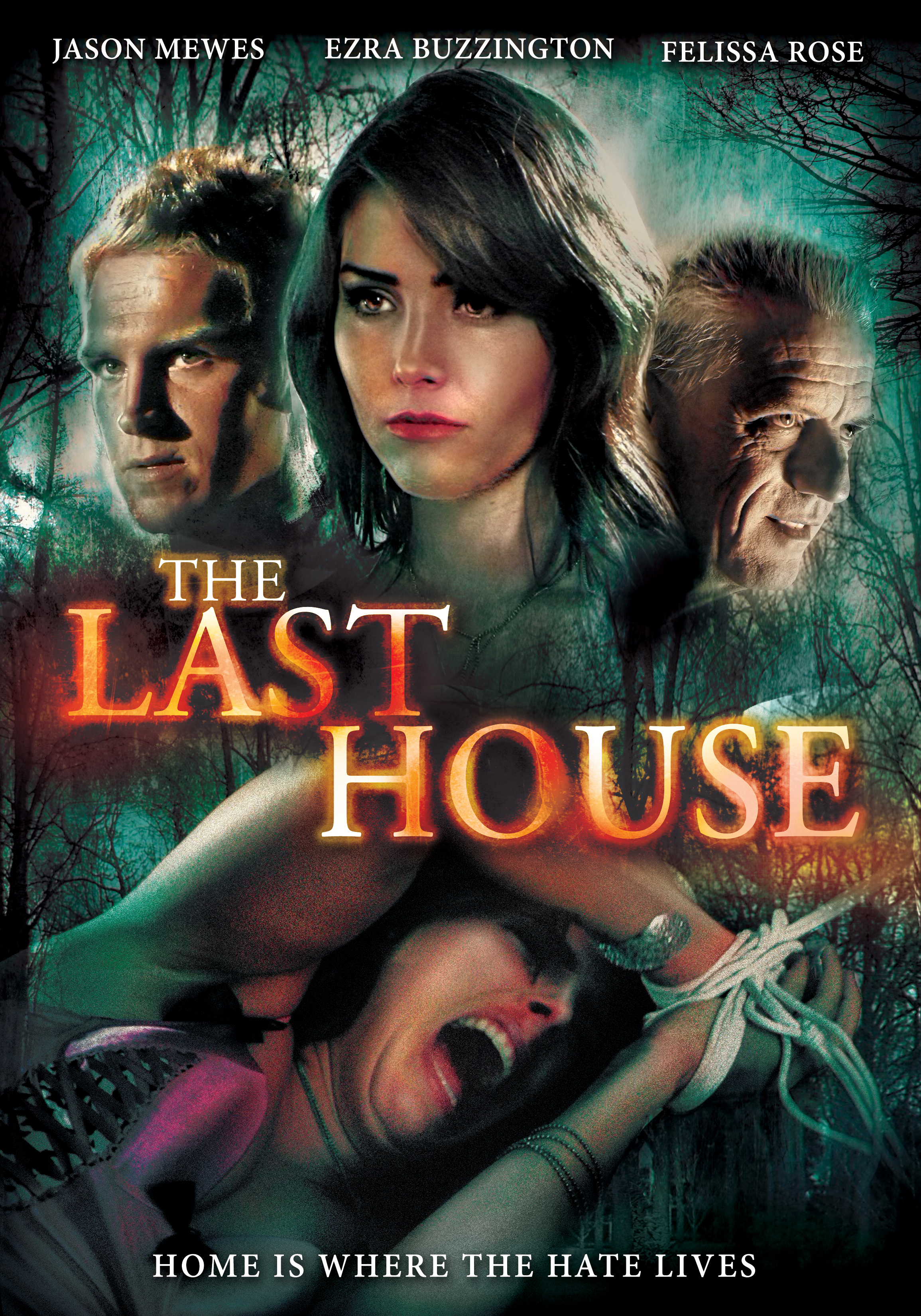 The last house photo