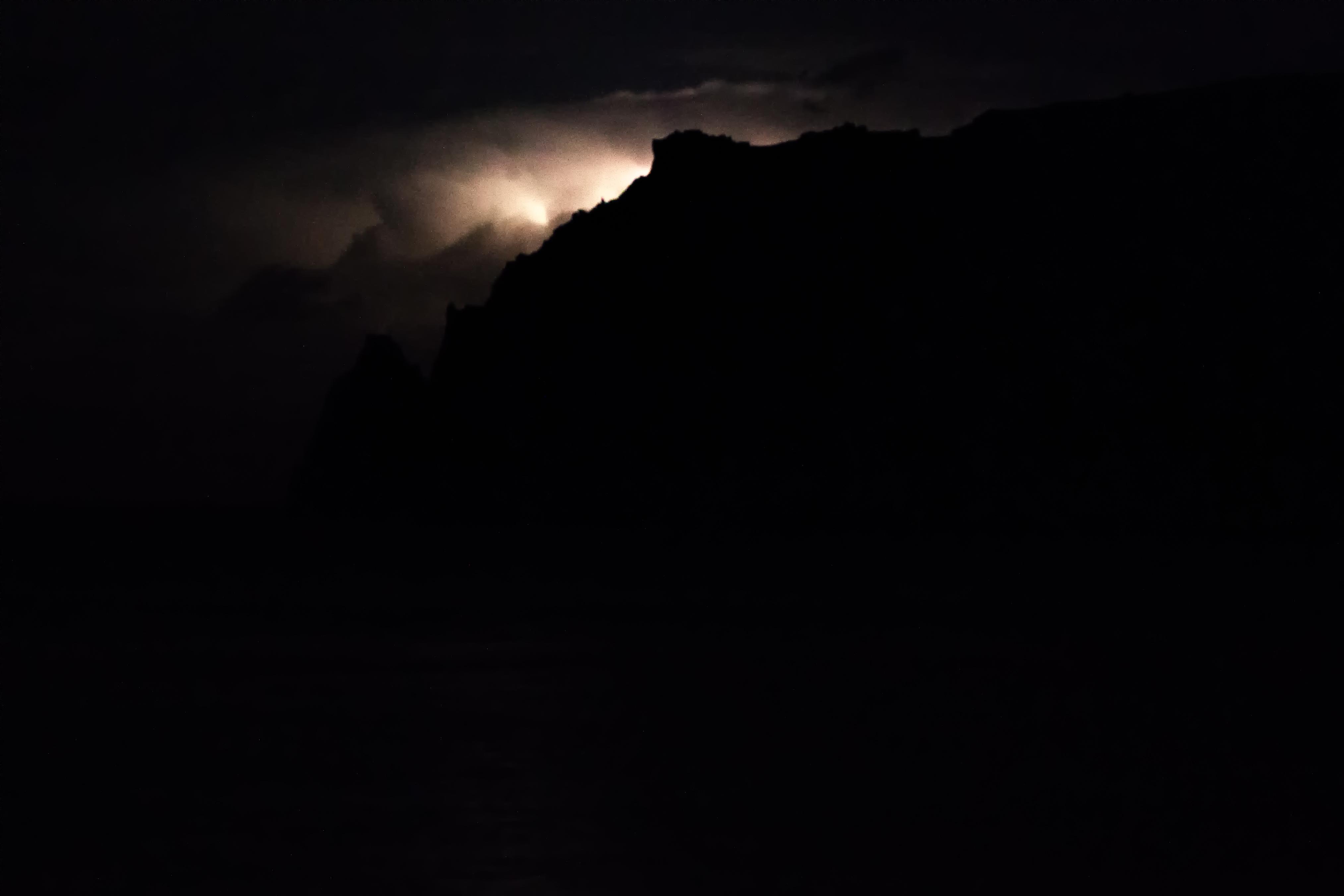 The night is light, 500d, Hellas, Rebelt1i, Patmos, HQ Photo