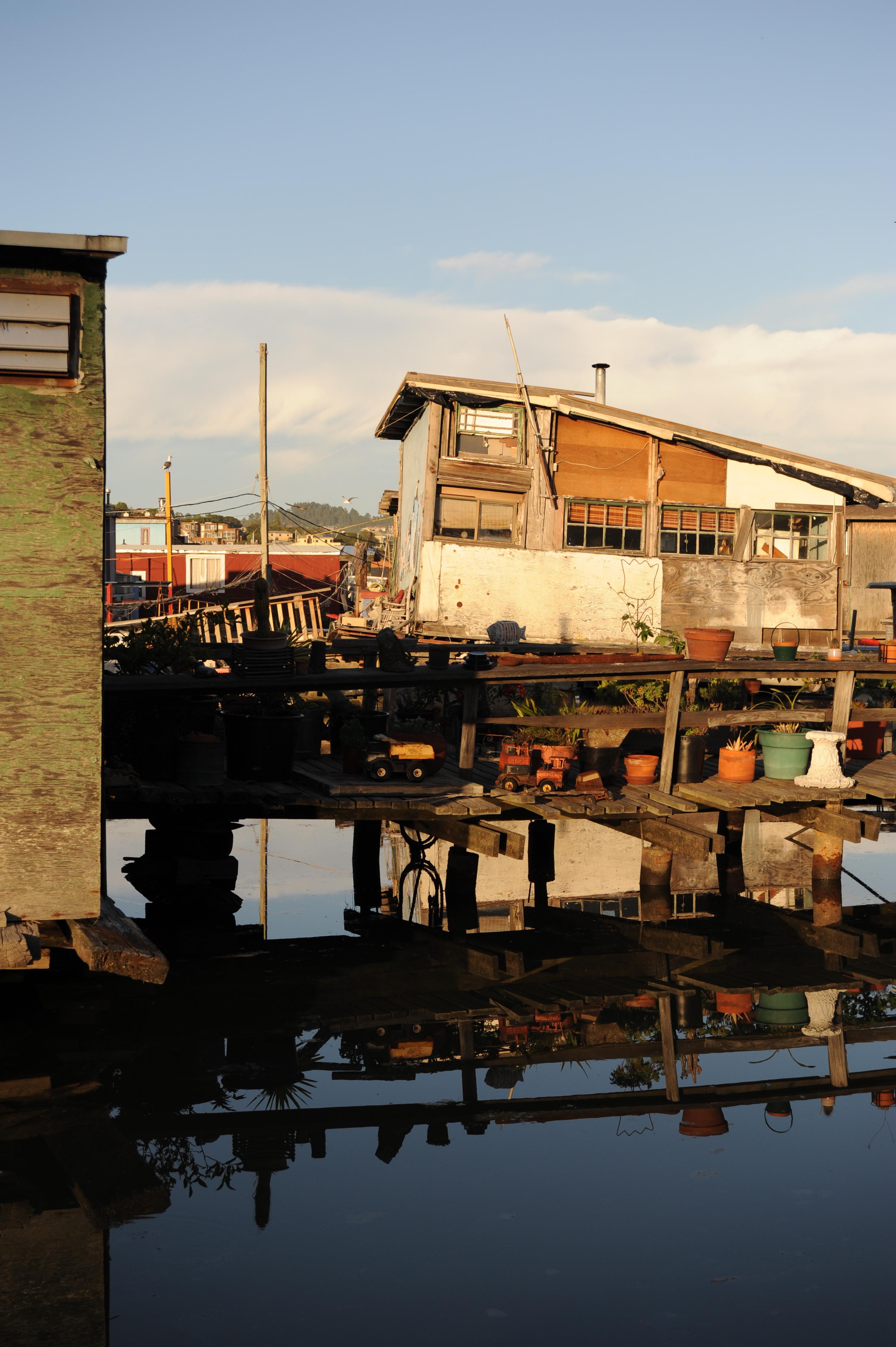 The other side o Sacramento, Bay, California, Dock, Harbor, HQ Photo
