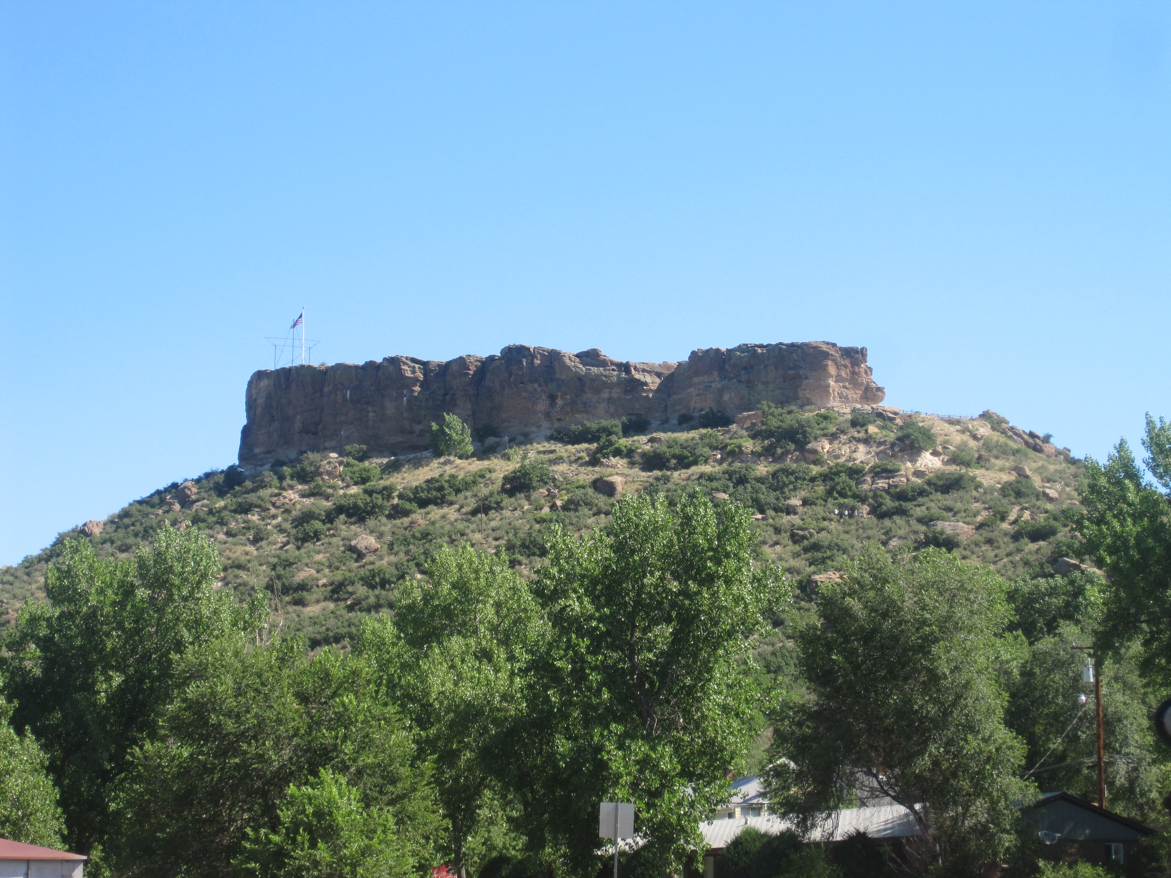 File:The rock of Castle Rock IMG 5189.JPG - Wikimedia Commons