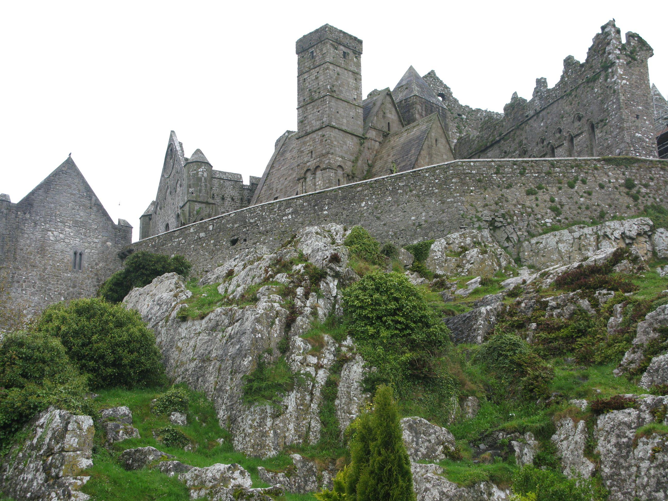 cashel-rock-castle | Castles, Ireland and Vacation destinations