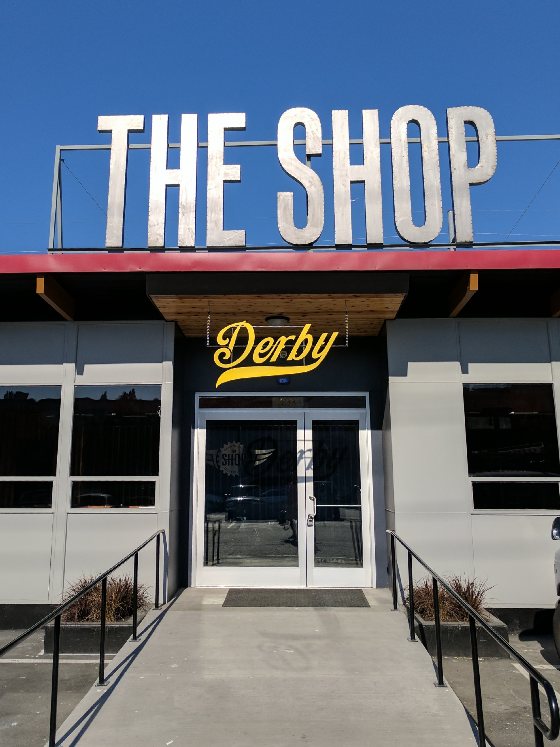 The Shop Seattle - The Country Club for Car & Motorcycle Enthusiasts