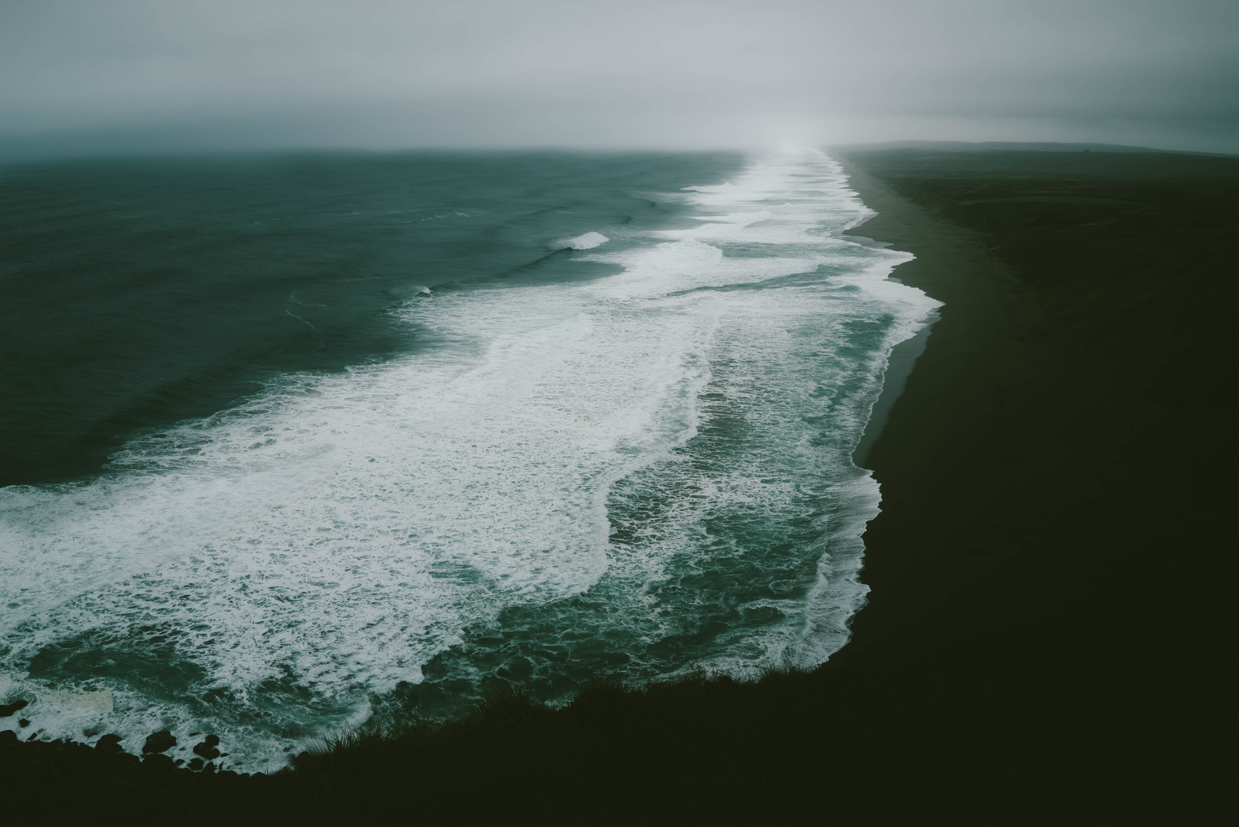 The shore photo