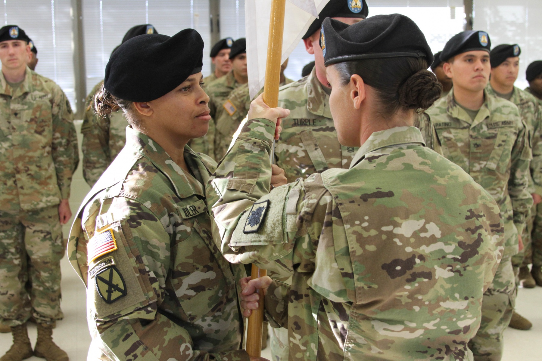 Lion Brigade Soldiers Welcome New Leader | Article | The United ...
