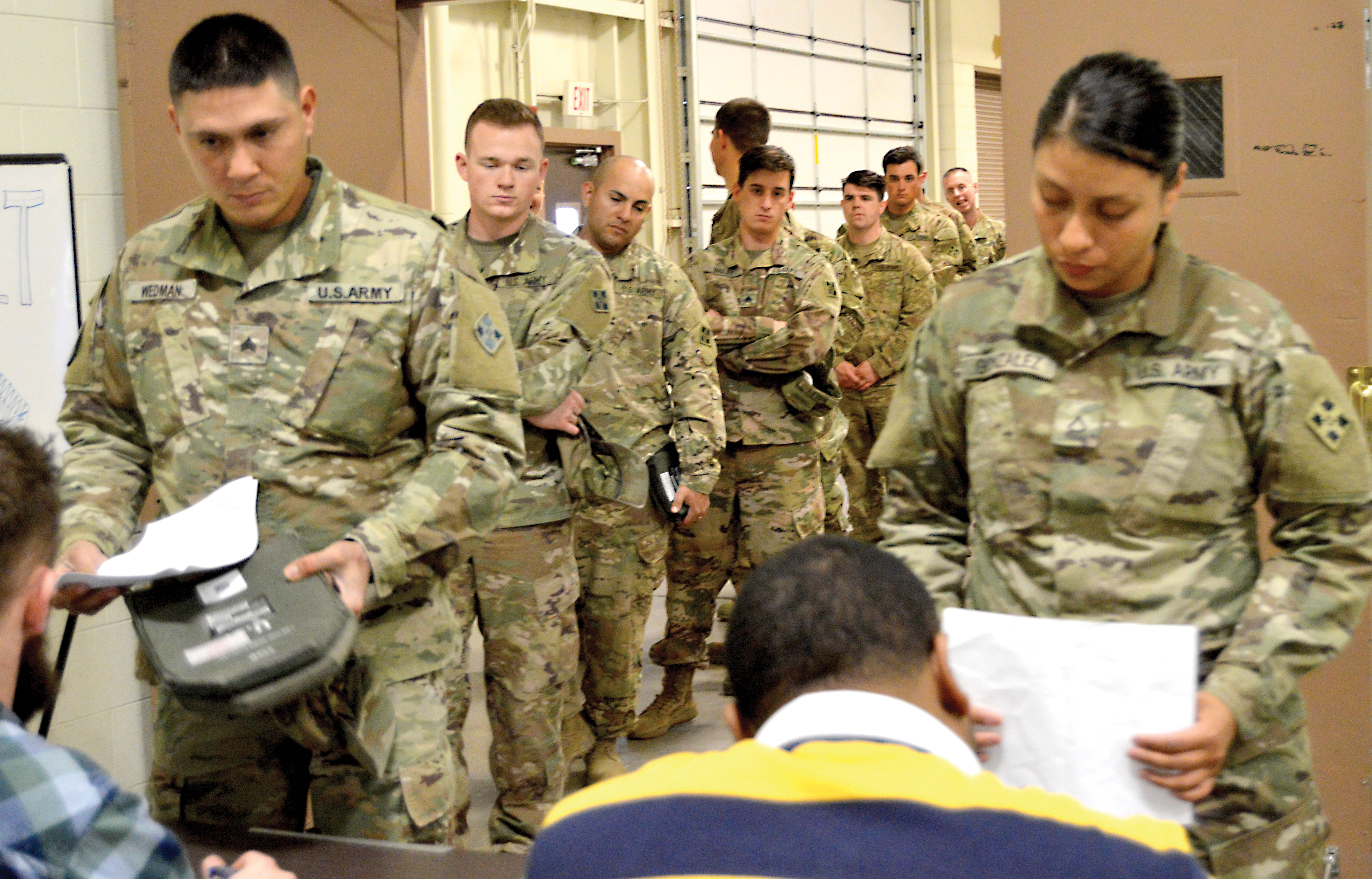 Mass swap ensures body armor reliability – Fort Carson Mountaineer
