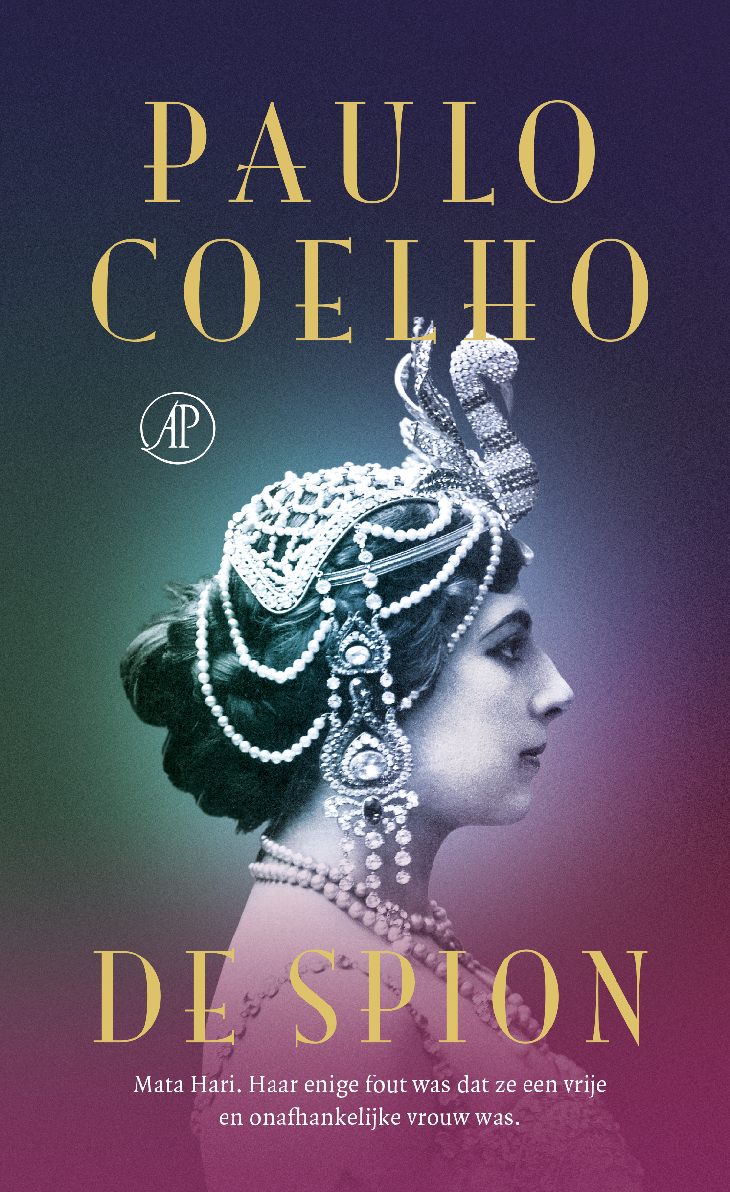 File:Cover of the Dutch translation of 'The Spy' by Paulo Coelho.jpg ...