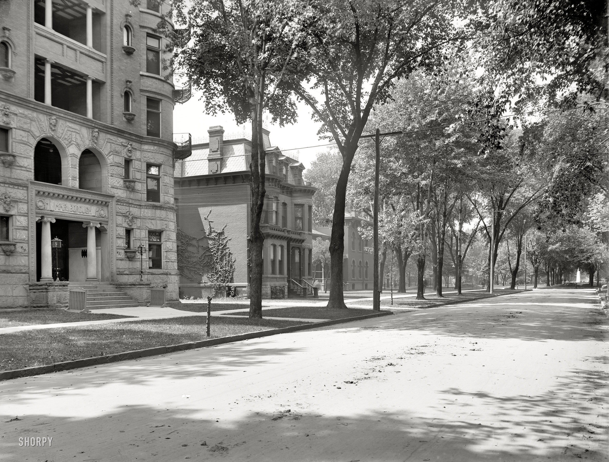 Shorpy Saturday – On The Street Where You Live: 1900 | The Woodward ...