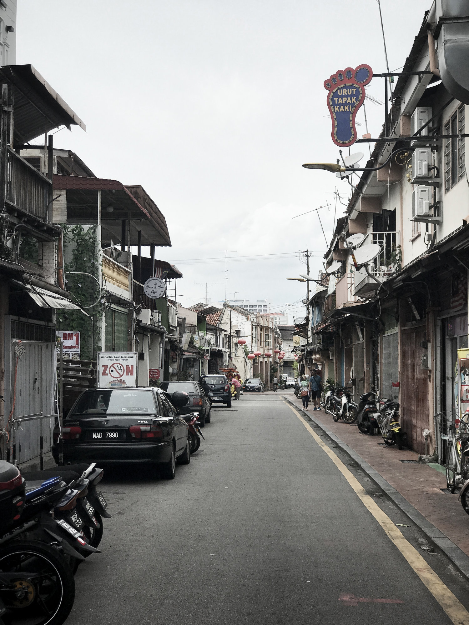 Malacca: Voices from the Street — William Harald-Wong & Associates