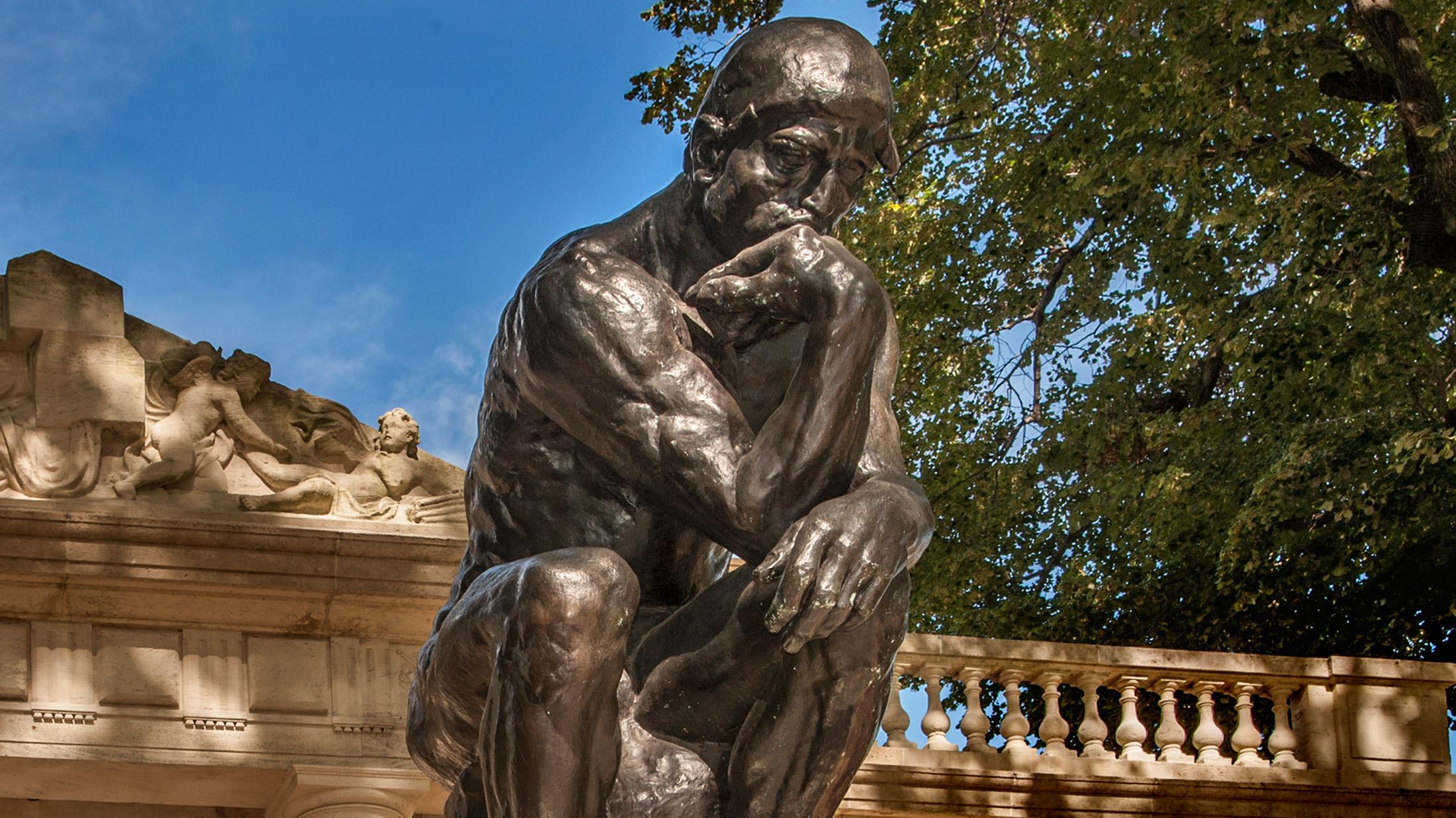 The Thinker — Visit Philadelphia