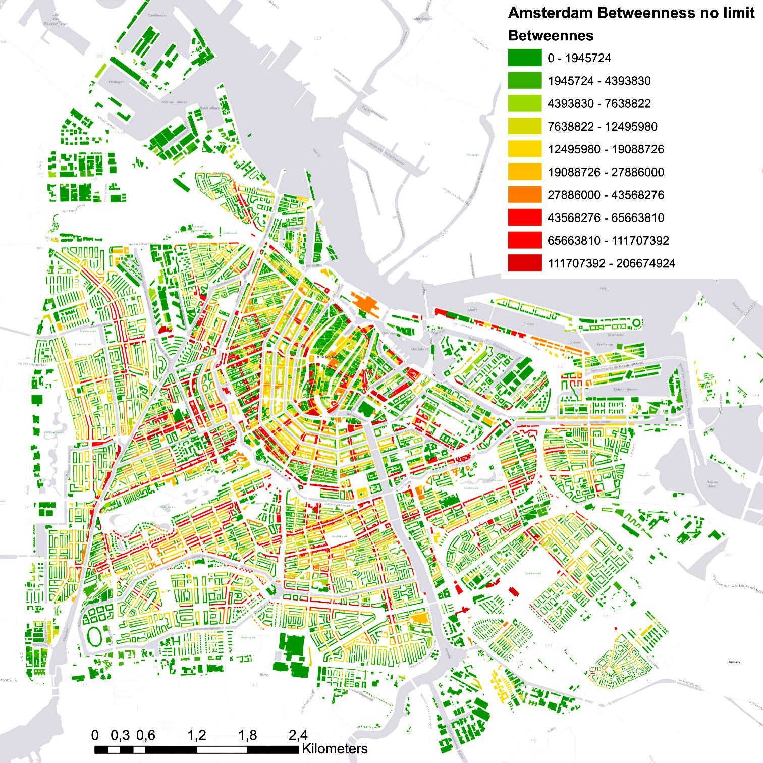 The urban network photo