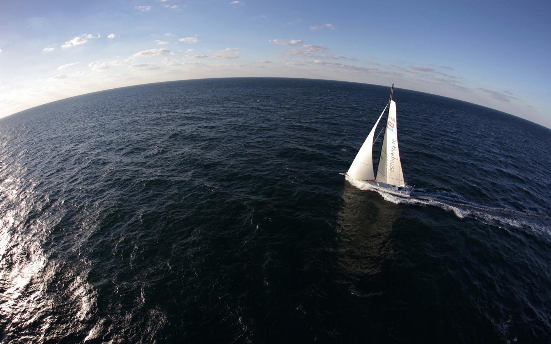The vast ocean photo