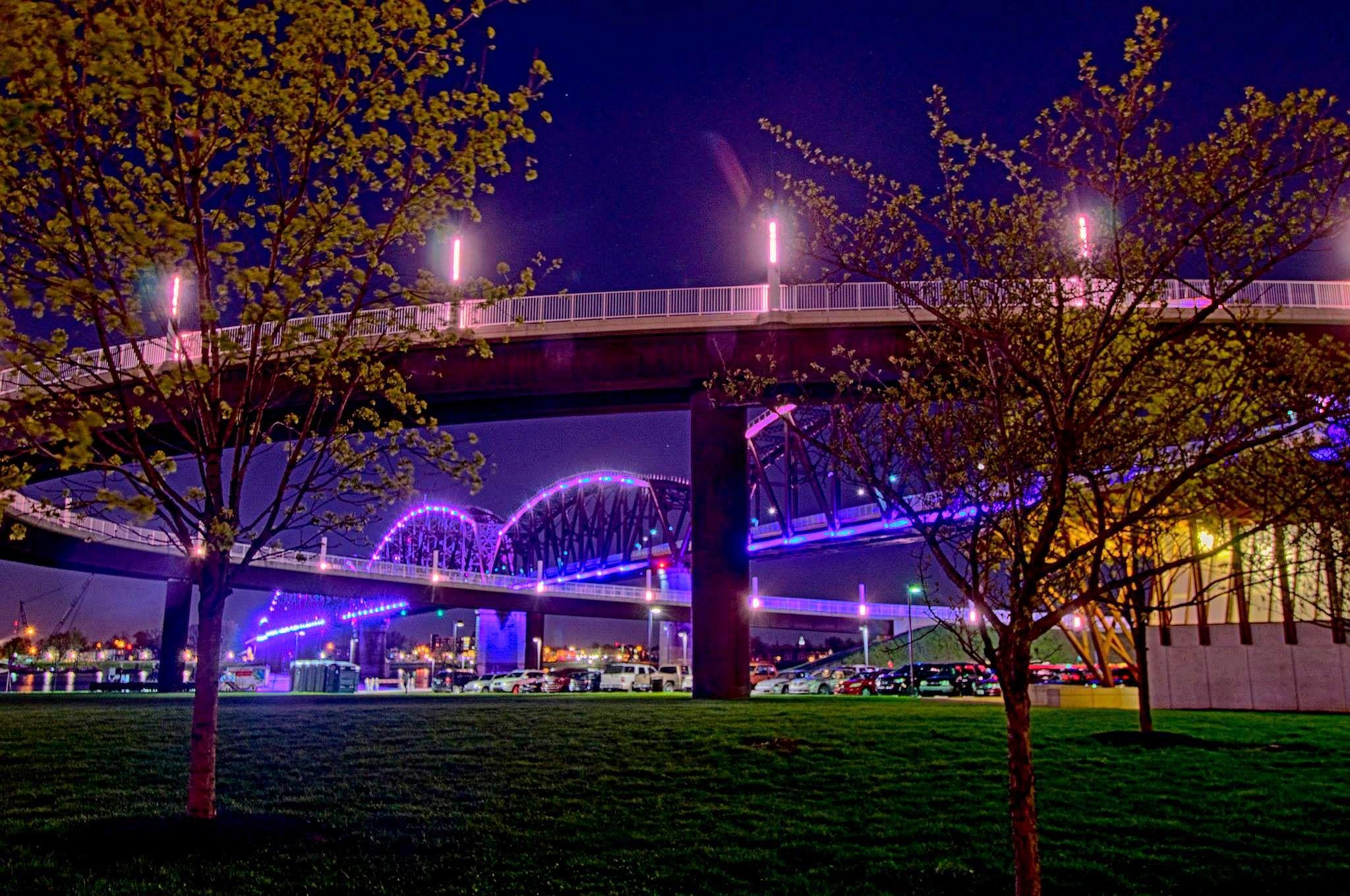 Big Four® Bridge - Louisville Waterfront Park