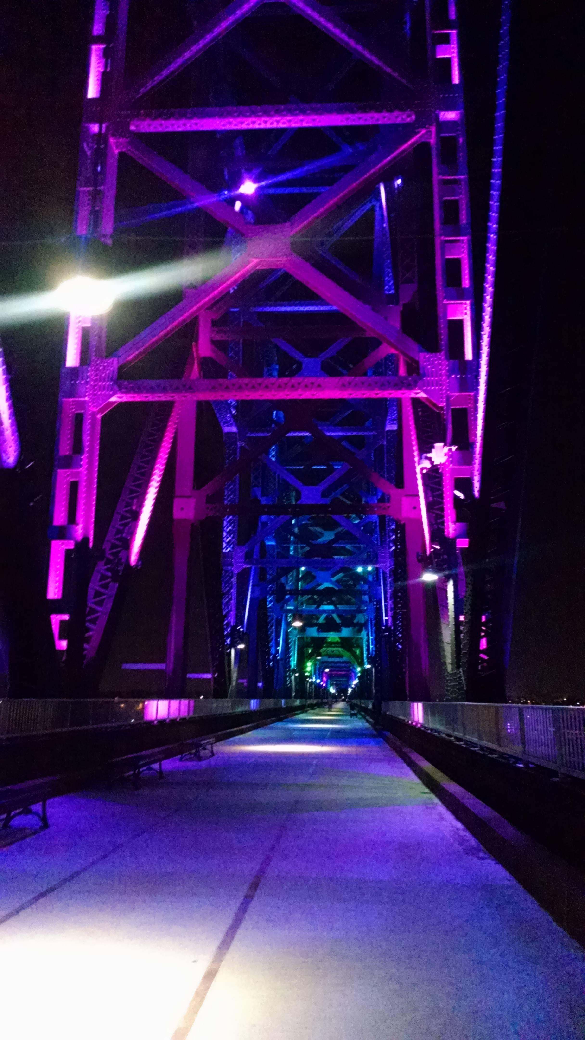 The Walking Bridge : Louisville