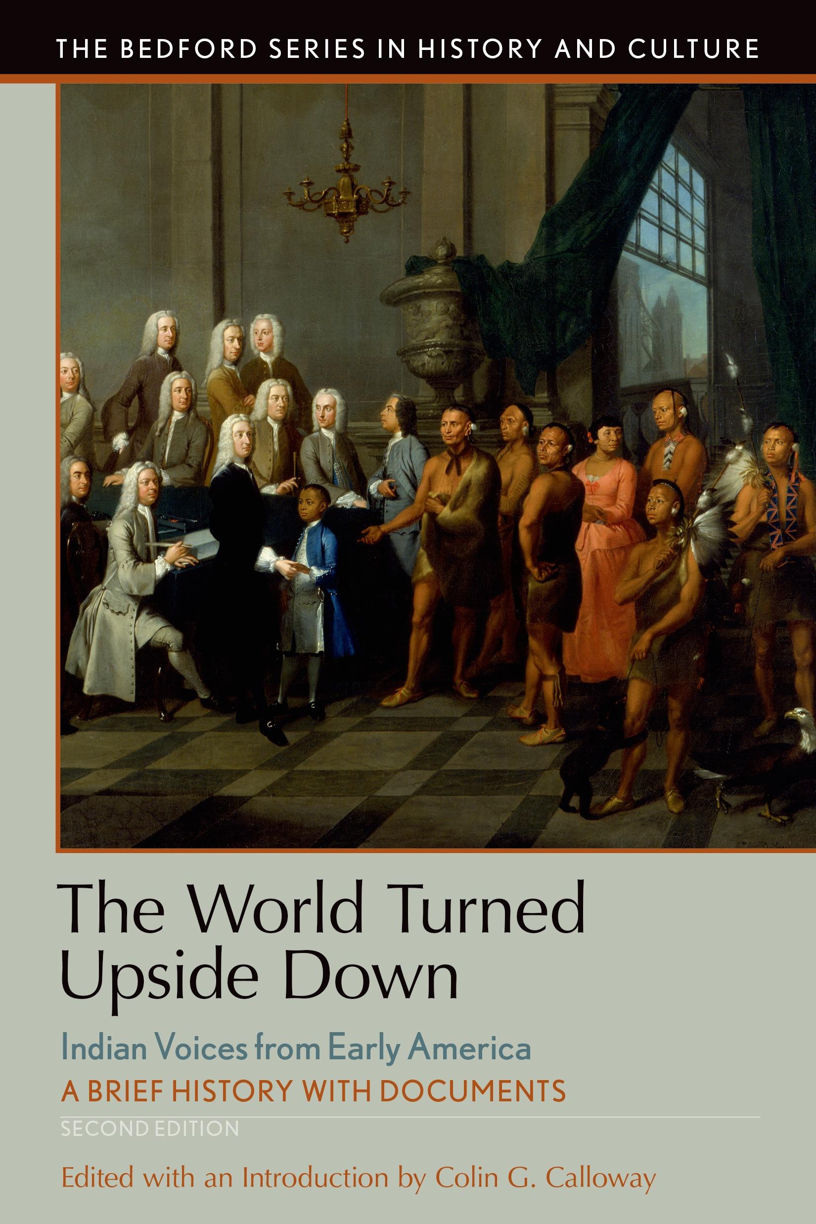 The World Turned Upside Down (9781319052409) | Macmillan Learning