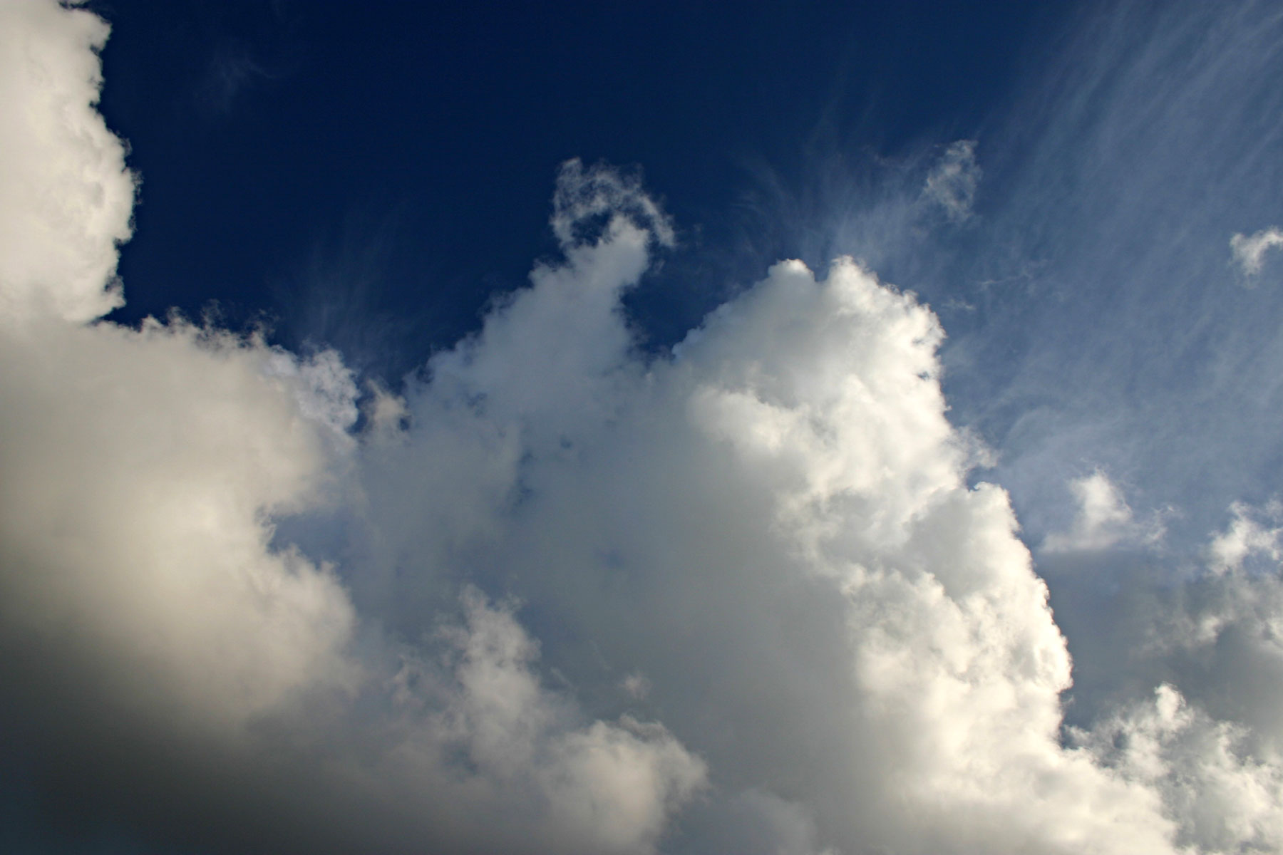 Thick Clouds, Blue, Clouds, Cloudy, Skies, HQ Photo