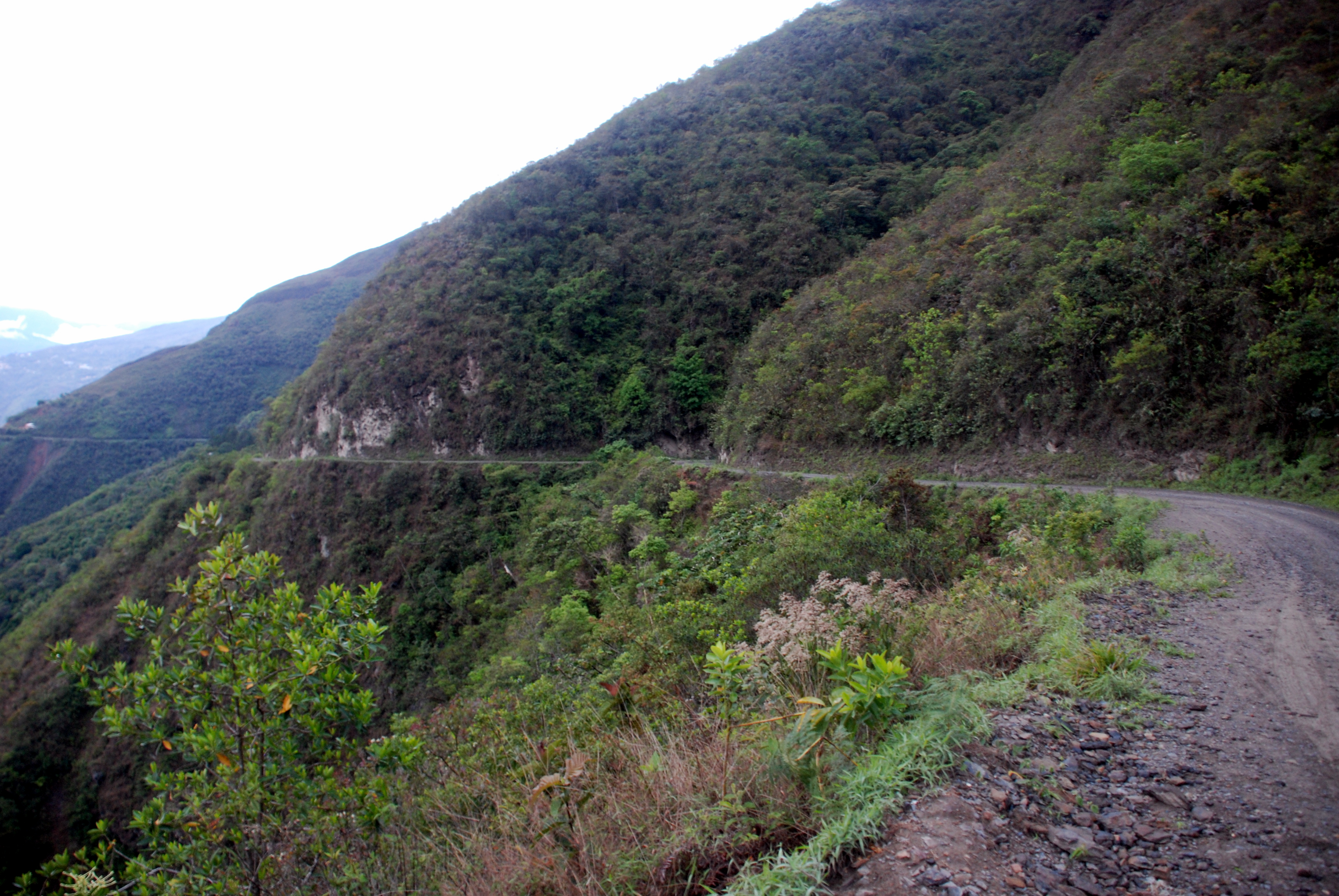 Biking the World's Most Dangerous Road – 12 Start, 8 Finish, and One ...