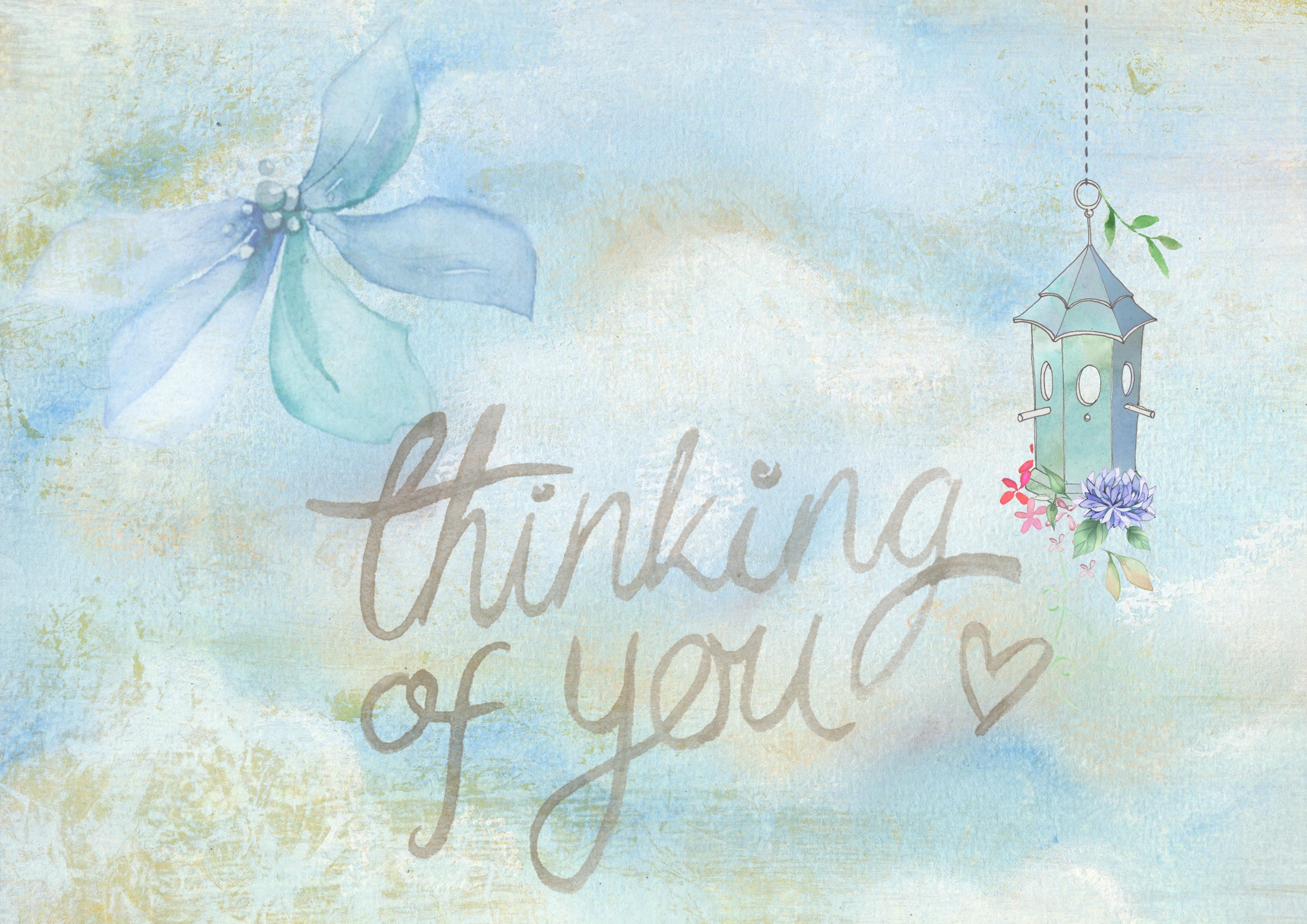 Thinking of you photo